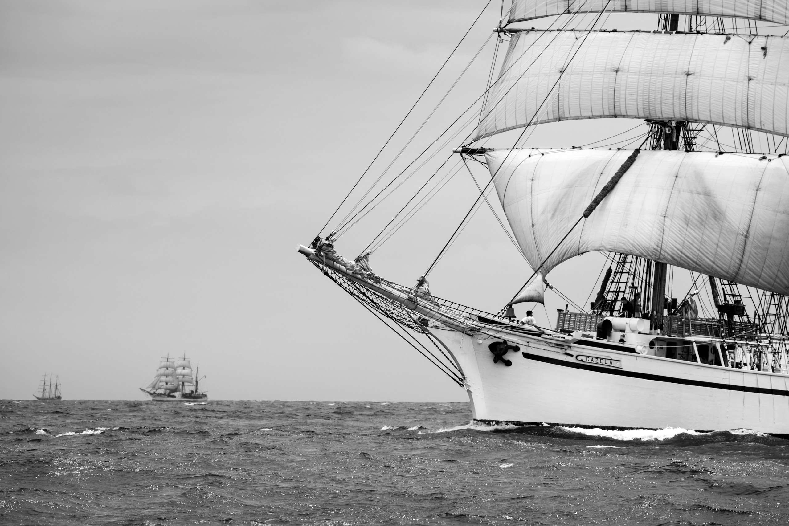 Portfolio -Sailing - Tall Ships #27 - PCG764