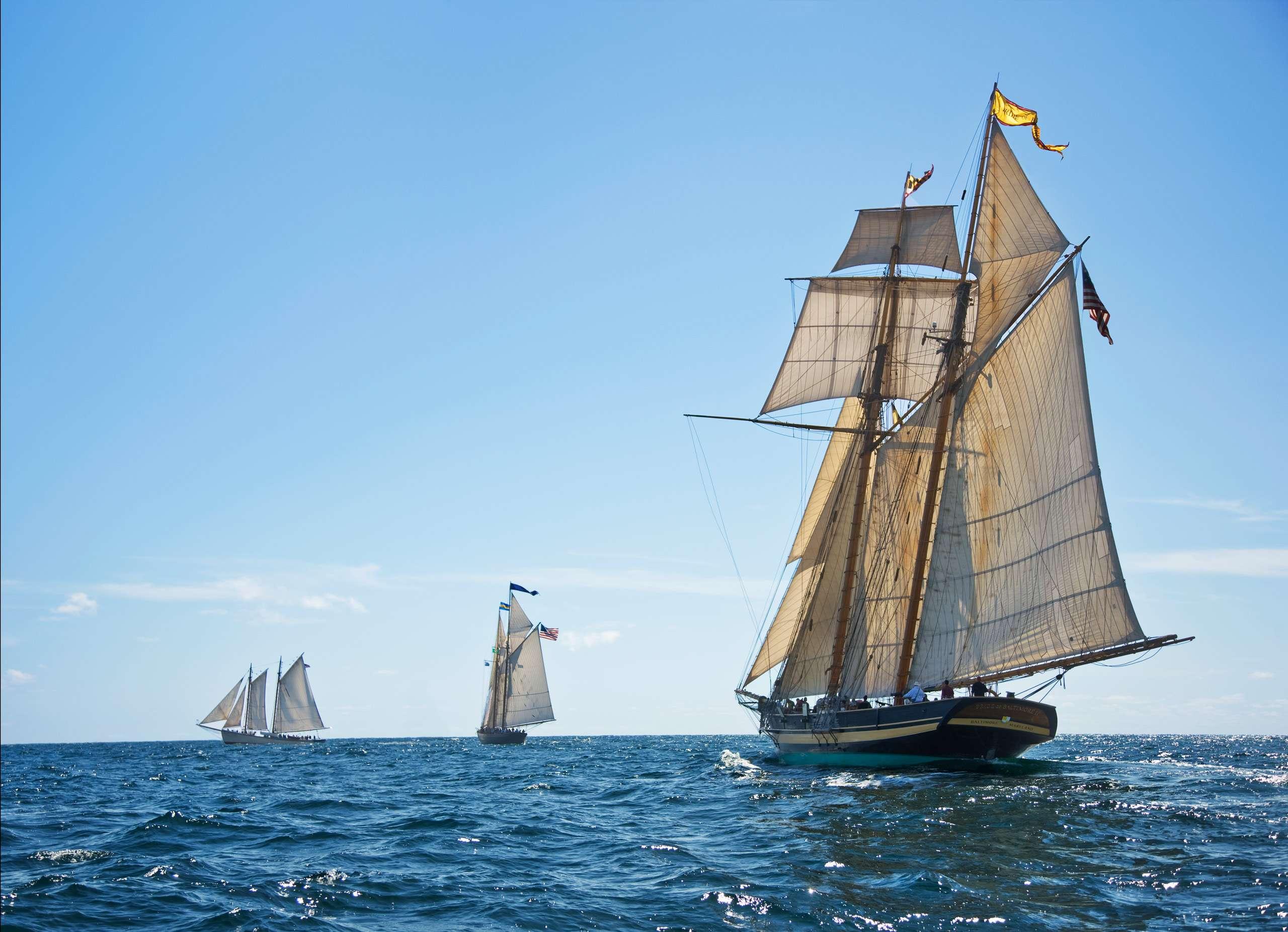 PORTFOLIO - Sailing - Windjammers #7   PCG450