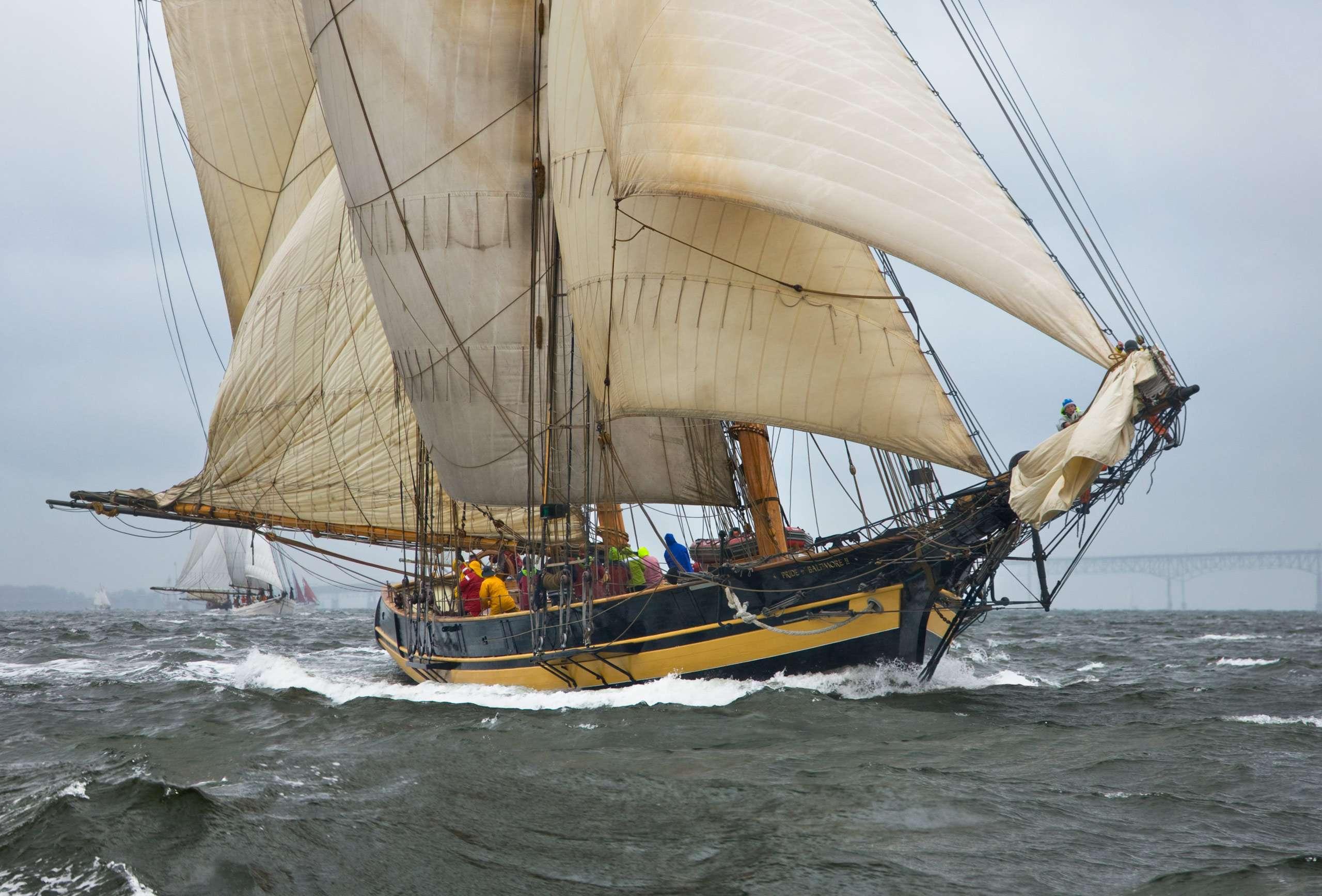 PORTFOLIO - Sailing - Tall Ships #6-PCG508