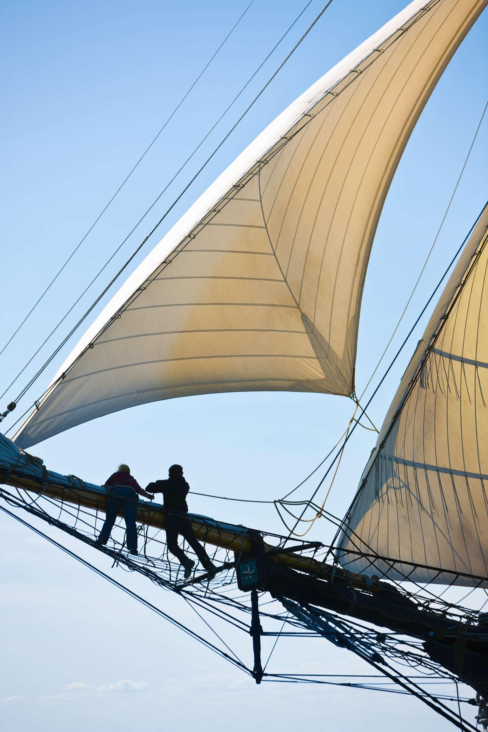 PORTFOLIO - Sailing - Windjammers #8   PCG455