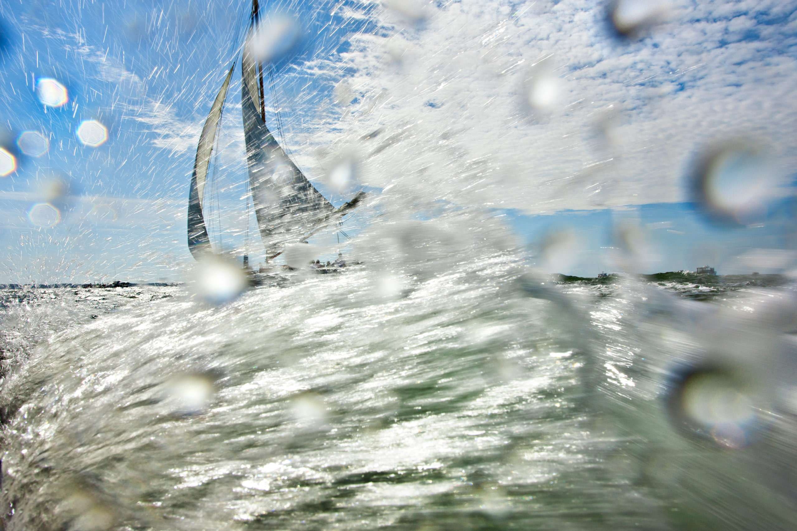 PORTFOLIO - Sailing - Skipjacks #4  PCG759