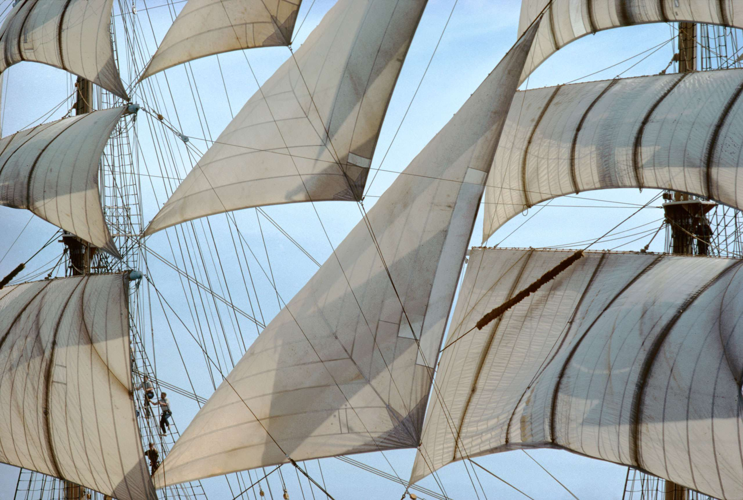 PORTFOLIO - Sailing - Tall Ships #18-PCG097
