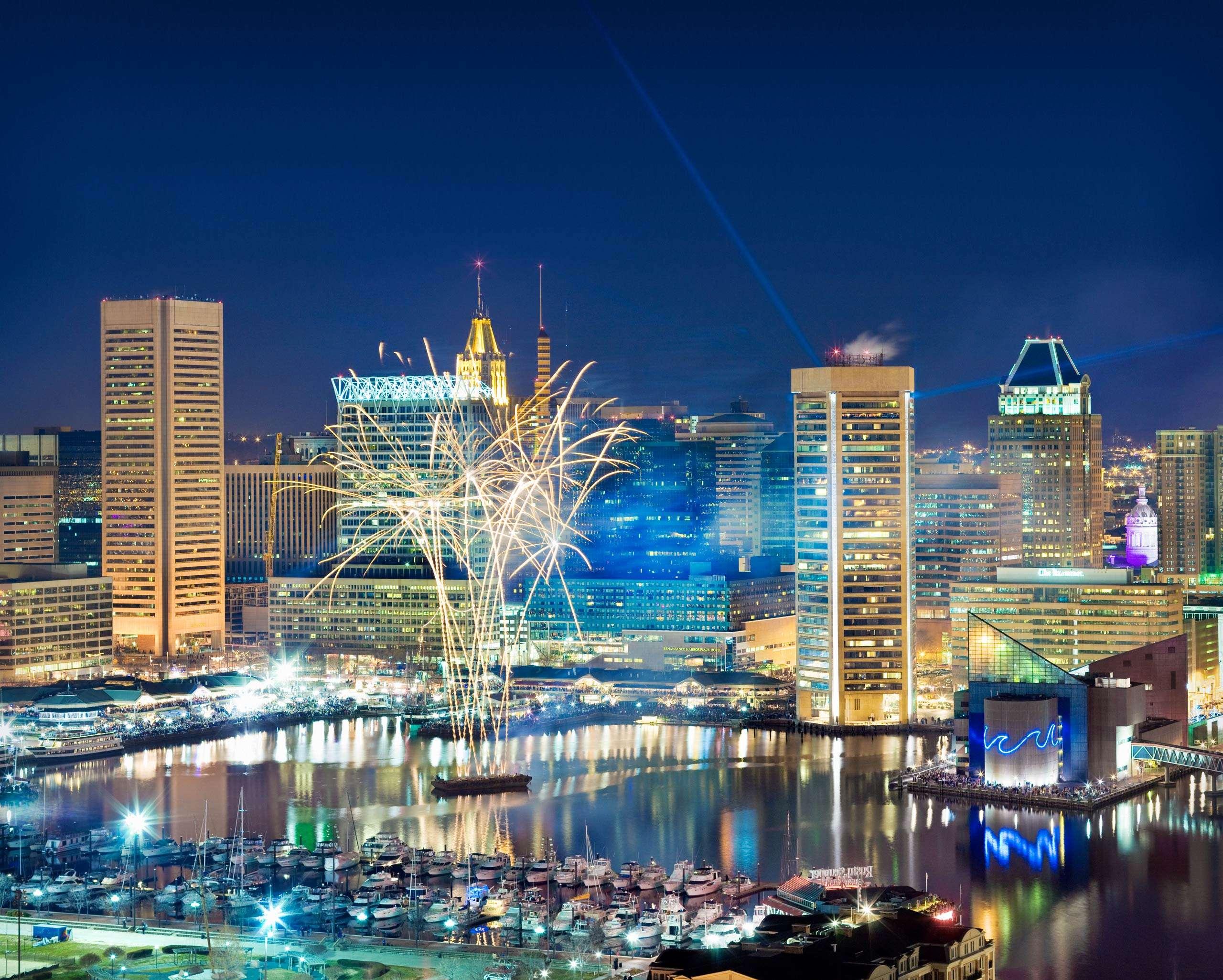 PORTFOLIO - Baltimore Skylines  #15-PCG393