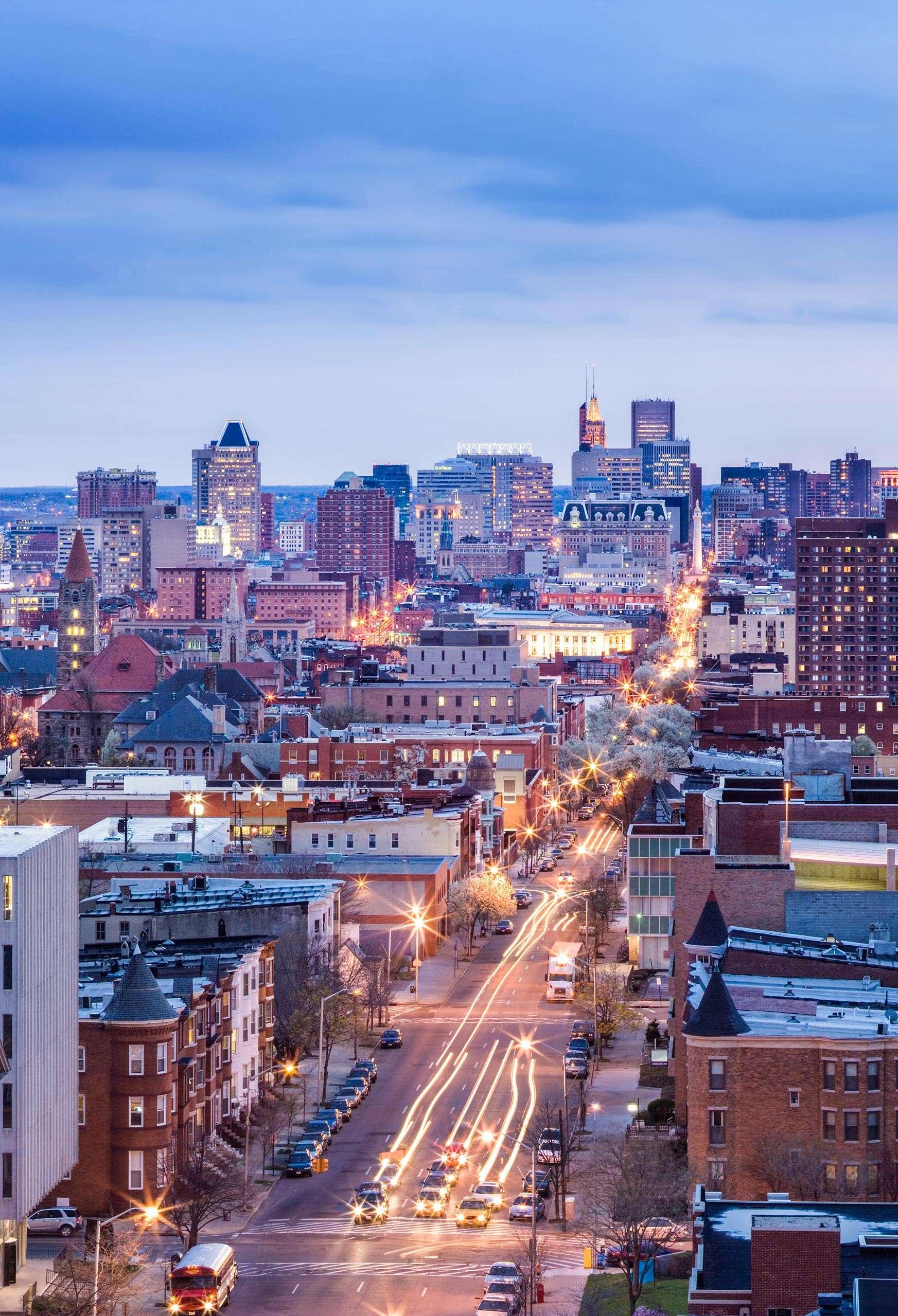 PORFOLIO - Baltimore - Neighborhoods #1-PCG494