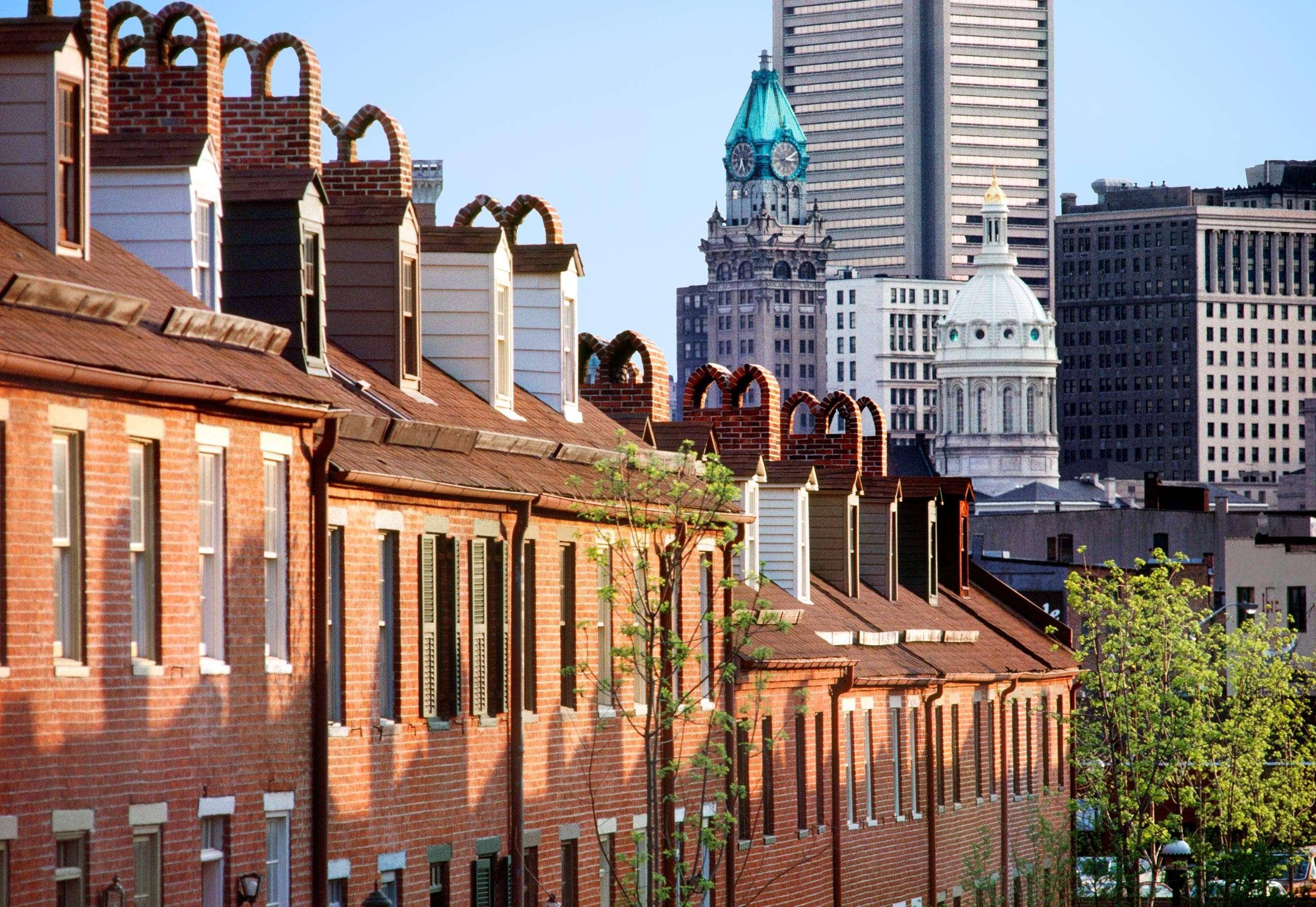 PORTFOLIO - Baltimore - Neighborhoods  #4