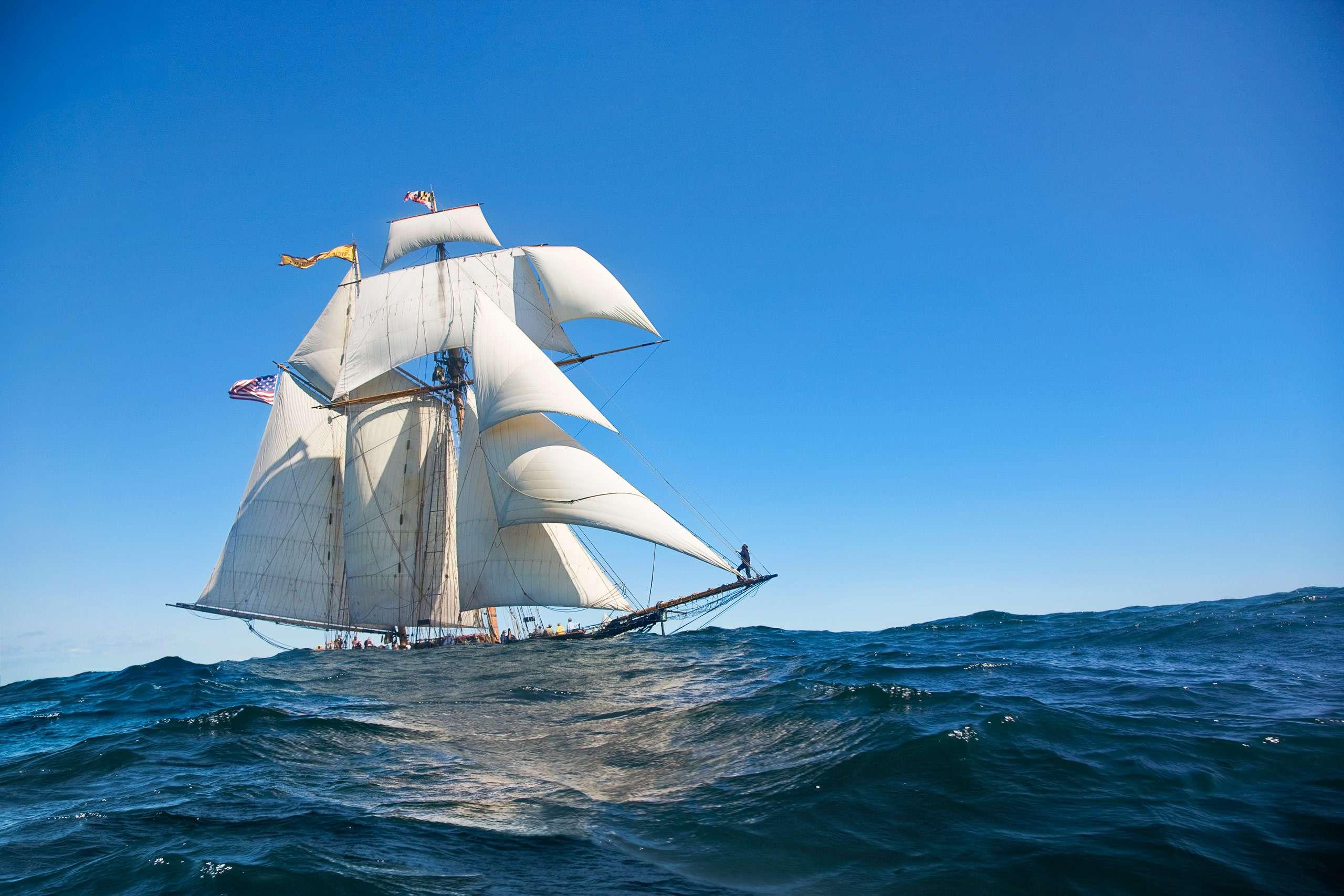 PORTFOLIO - Sailing - Windjammers #9   PCG447