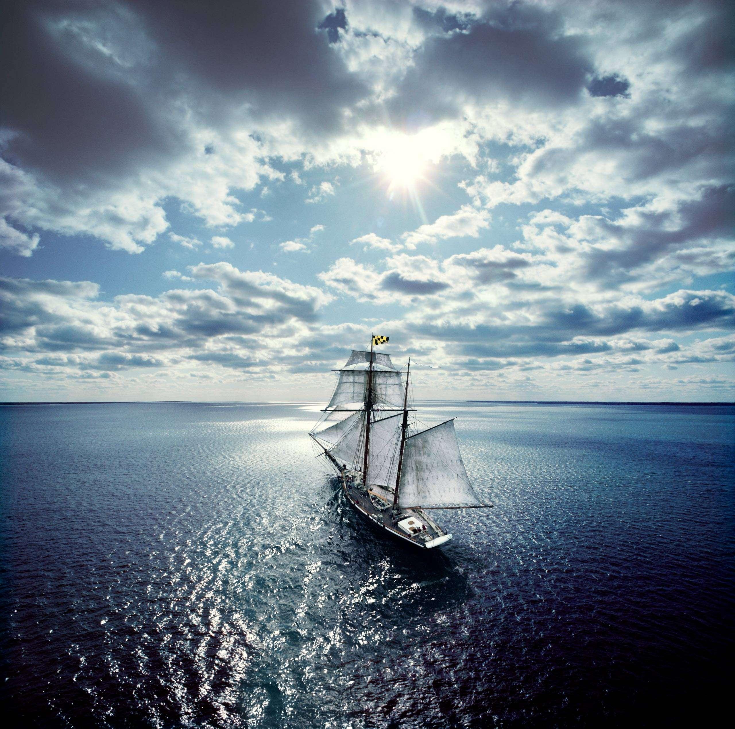 PORTFOLIO - Sailing - Windjammers #25   PCG319