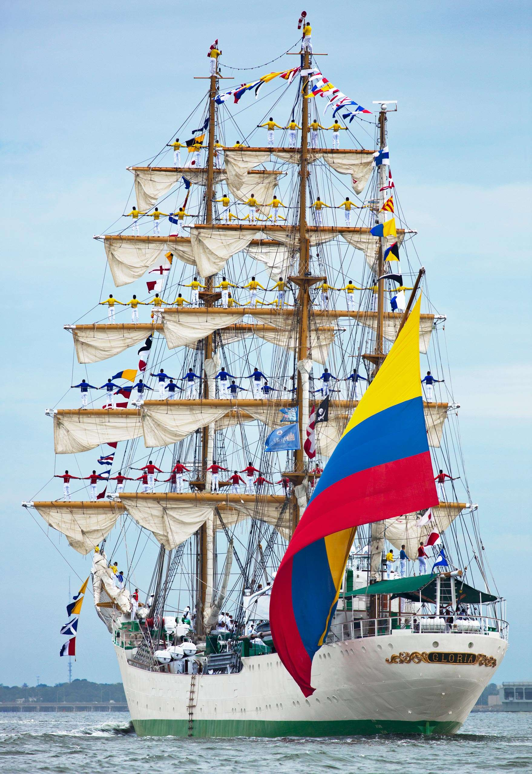 PORTFOLIO - Sailing - Tall Ships #19-PCG765