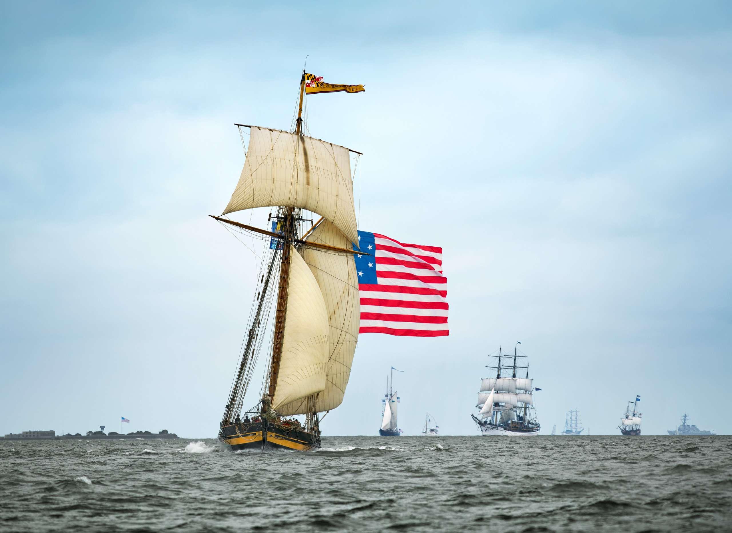 PORTFOLIO - Sailing - Windjammers #3    PCG685