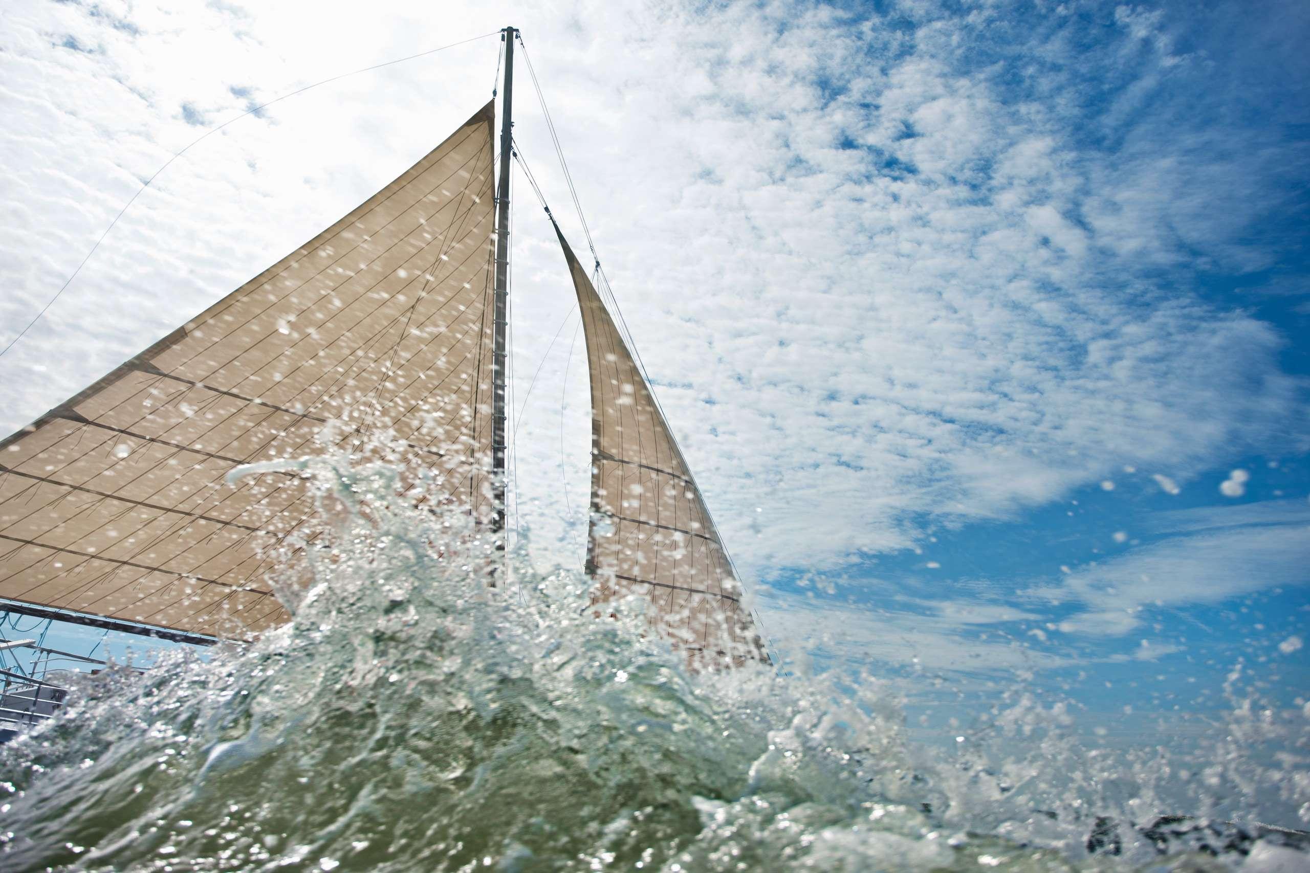PORTFOLIO - Sailing - Skipjacks #2  PCG757