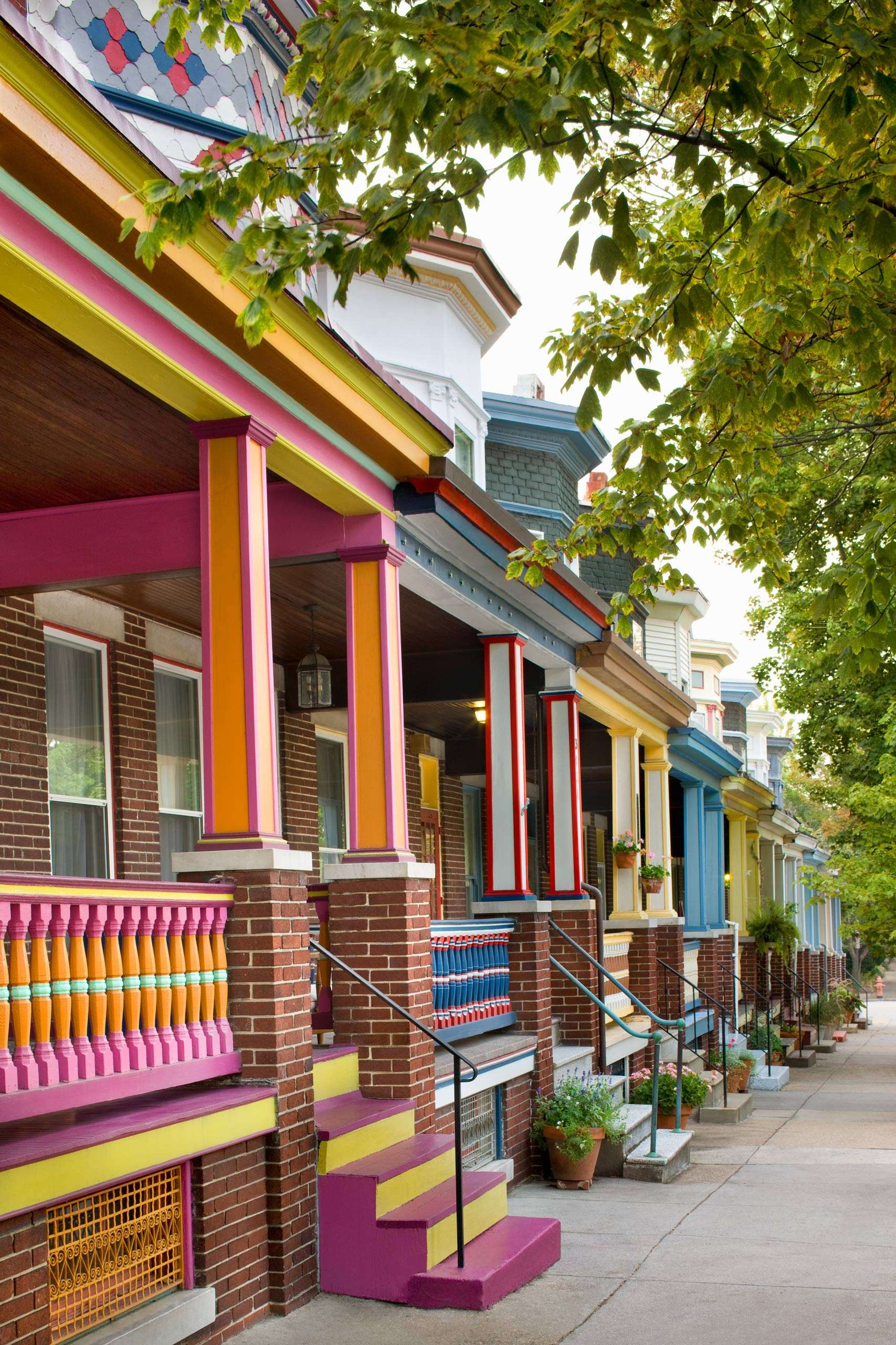 PORTFOLIO - Baltimore - Neighborhoods  #12   PCG621