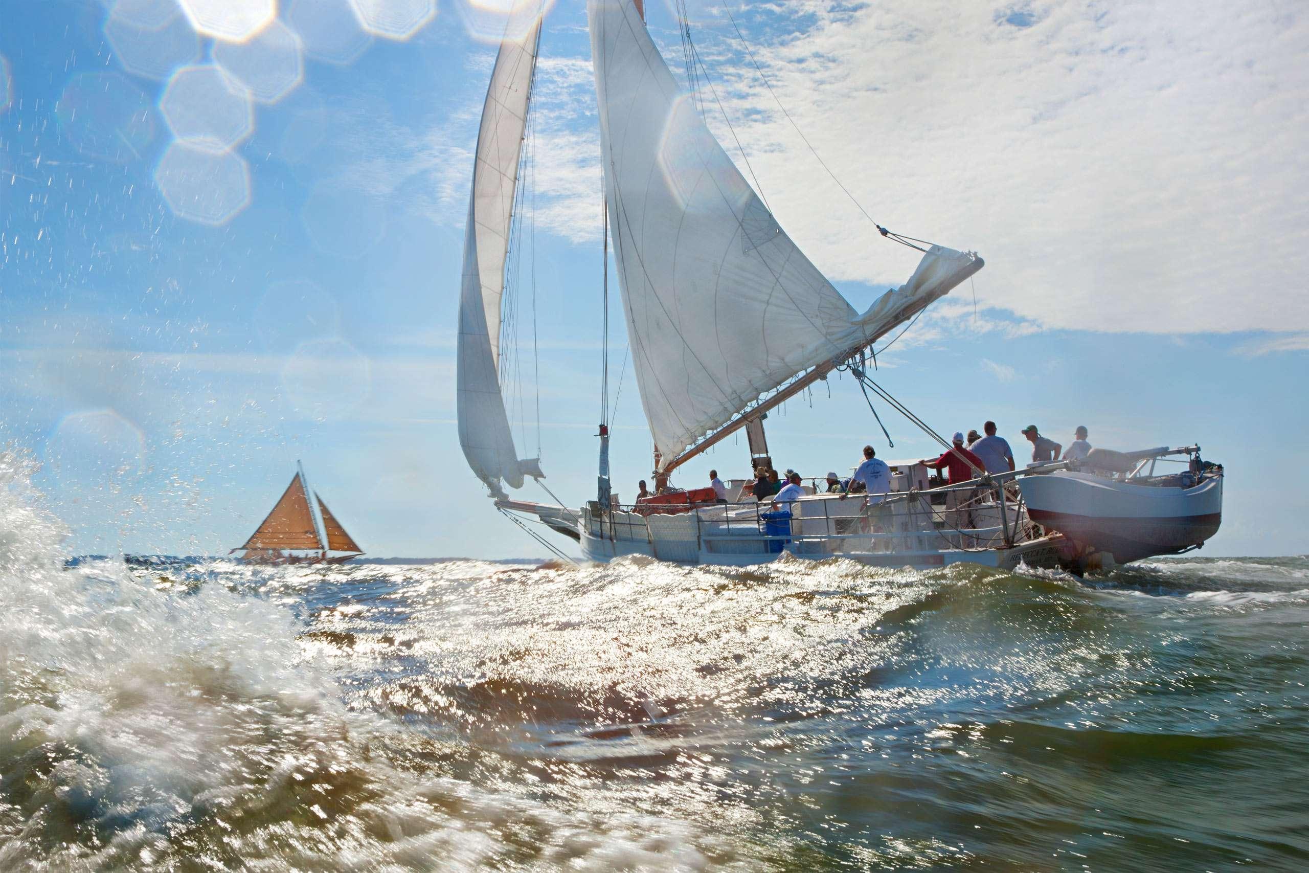 PORTFOLIO - Sailing - Skipjacks #5  PCG760