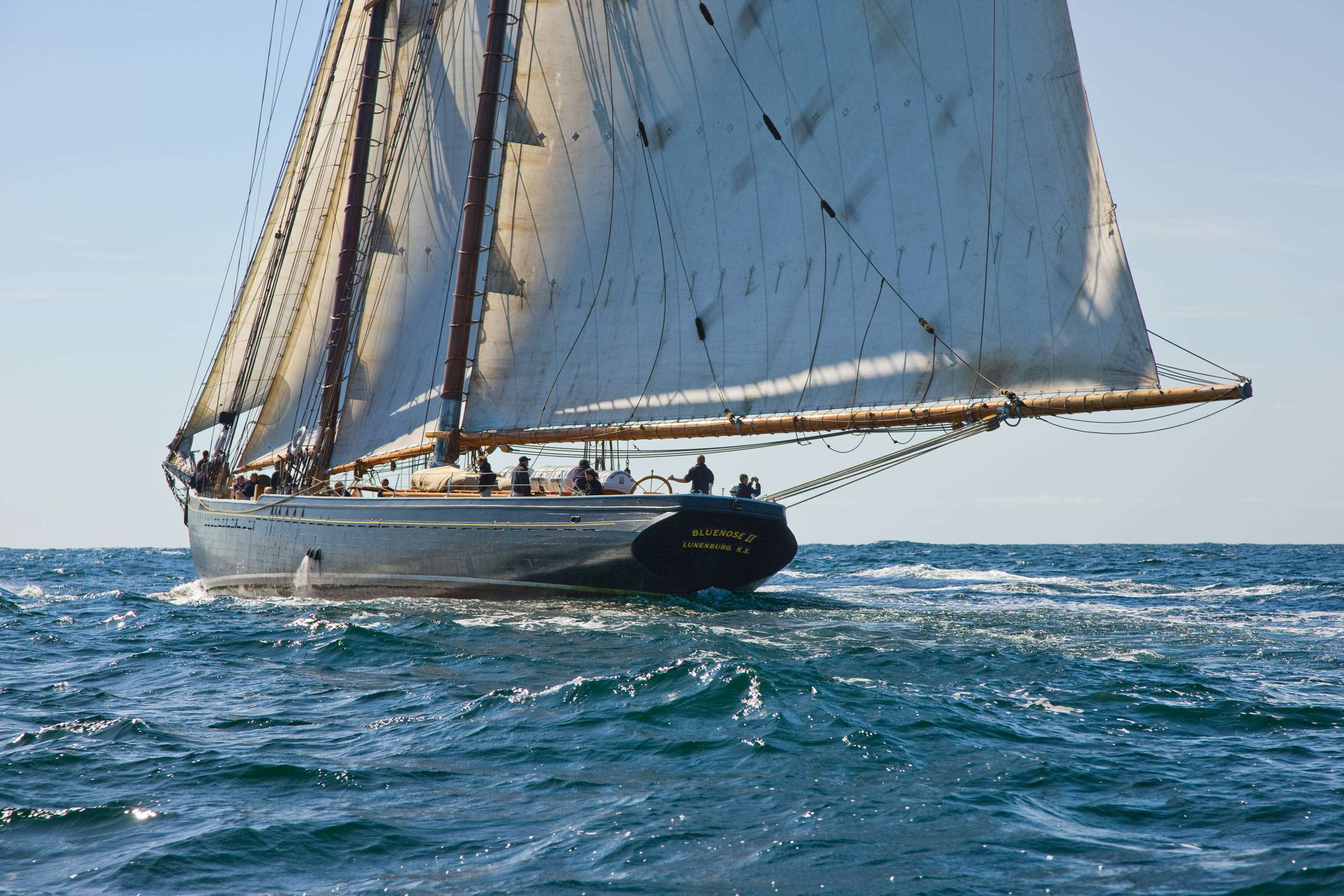 PORTFOLIO - Sailing - Windjammers #13   PCG445