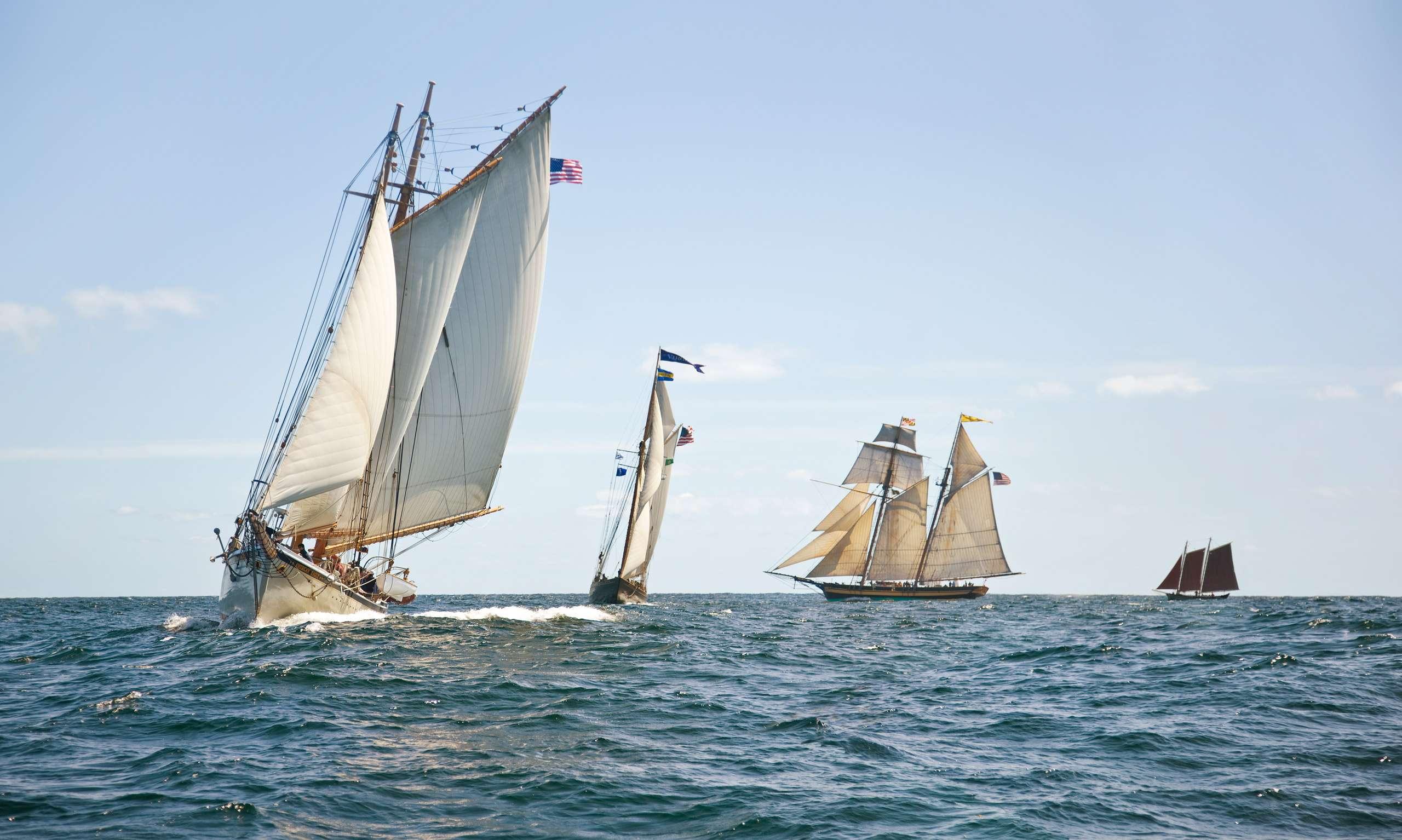 PORTFOLIO - Sailing - Windjammers #15   PCG451
