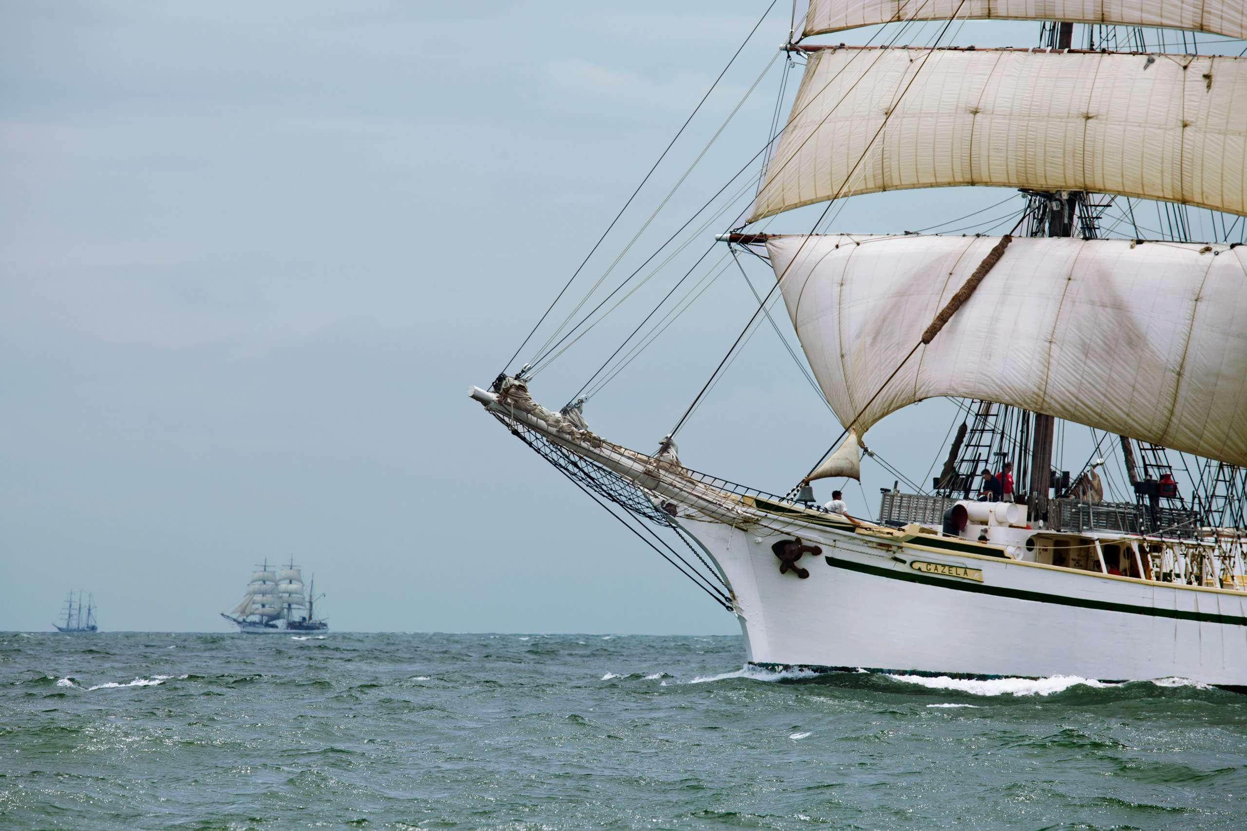 PORTFOLIO - Sailing - Windjammers #4    PCG764