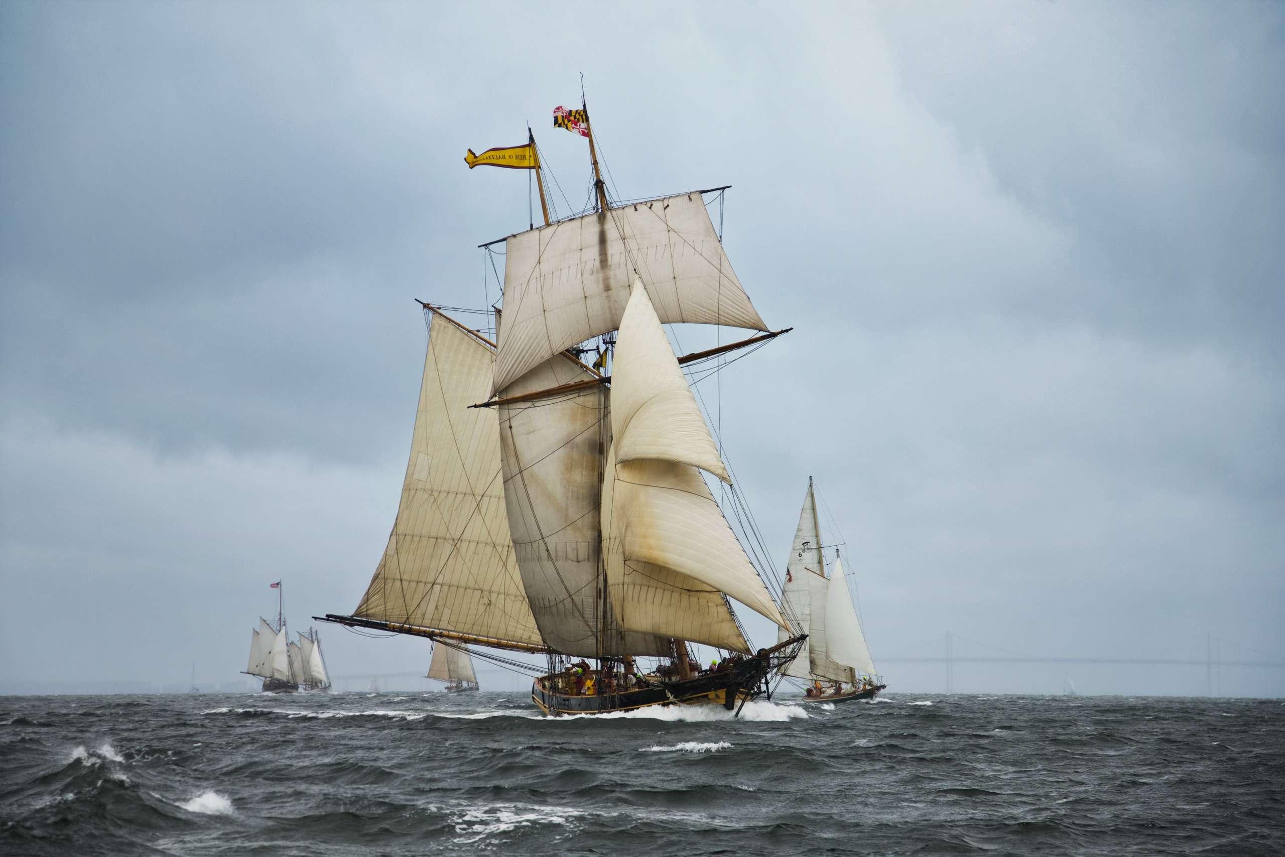 PORTFOLIO - Sailing - Tall Ships #7-PCG467