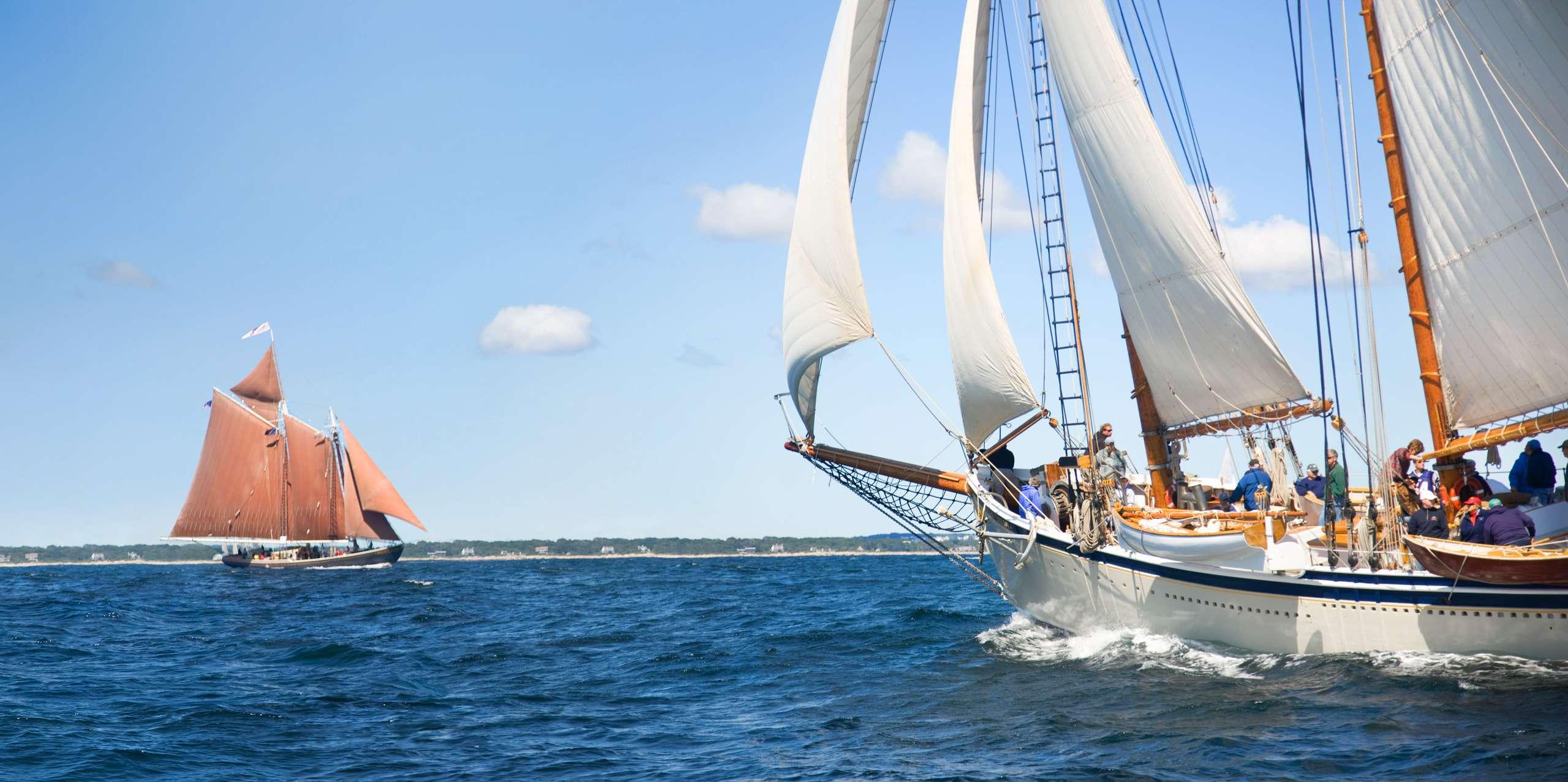 PORTFOLIO - Sailing - Windjammers #17   PCG452
