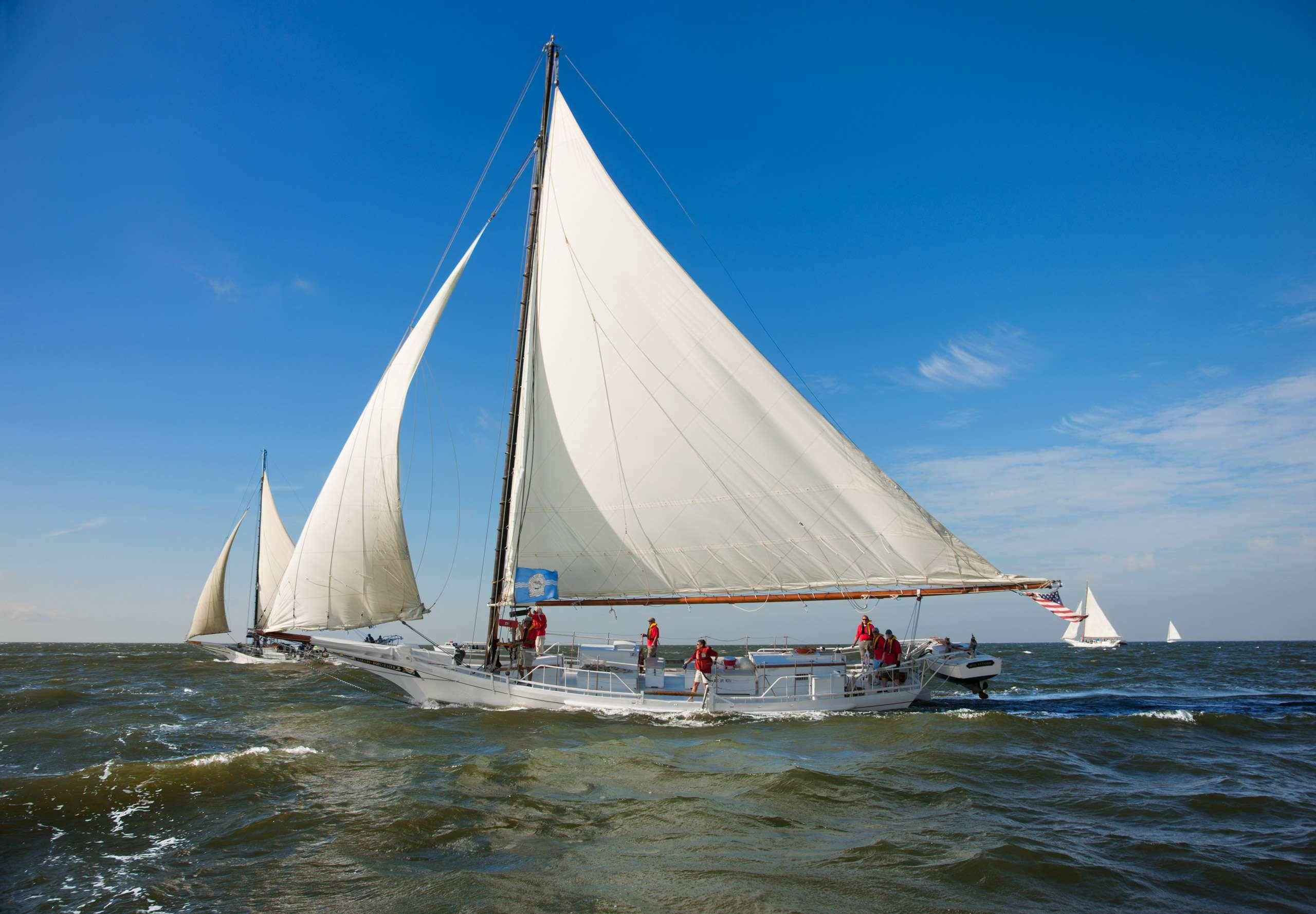 PORTFOLIO - Sailing - Skipjacks #10  PCG650