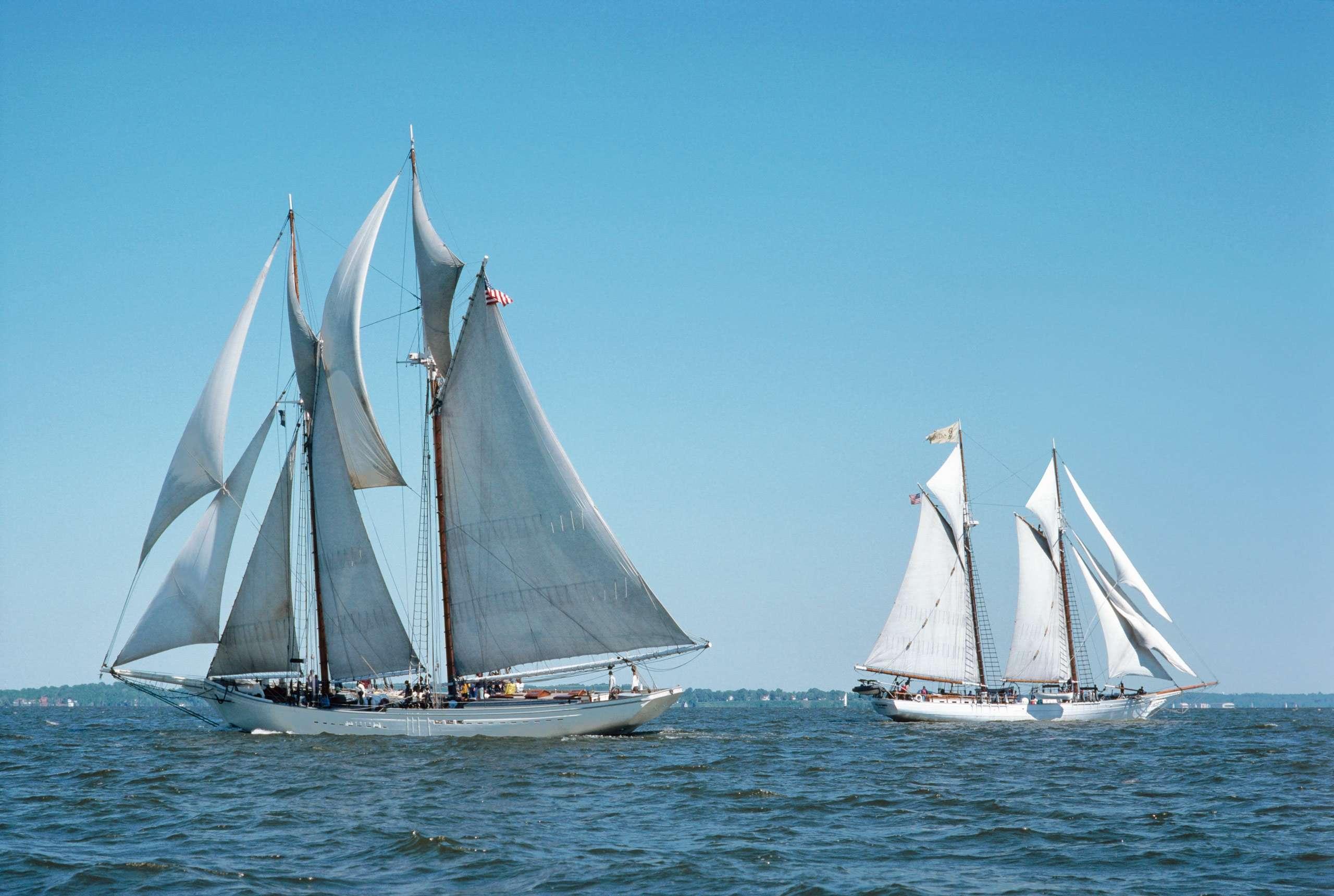 PORTFOLIO - Sailing - Windjammers #26   PCG419