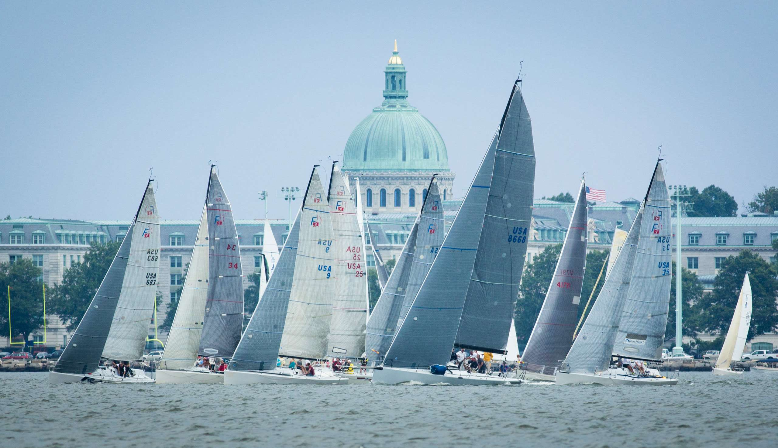 PORTFOLIO - Sailing - Chesapeake #10