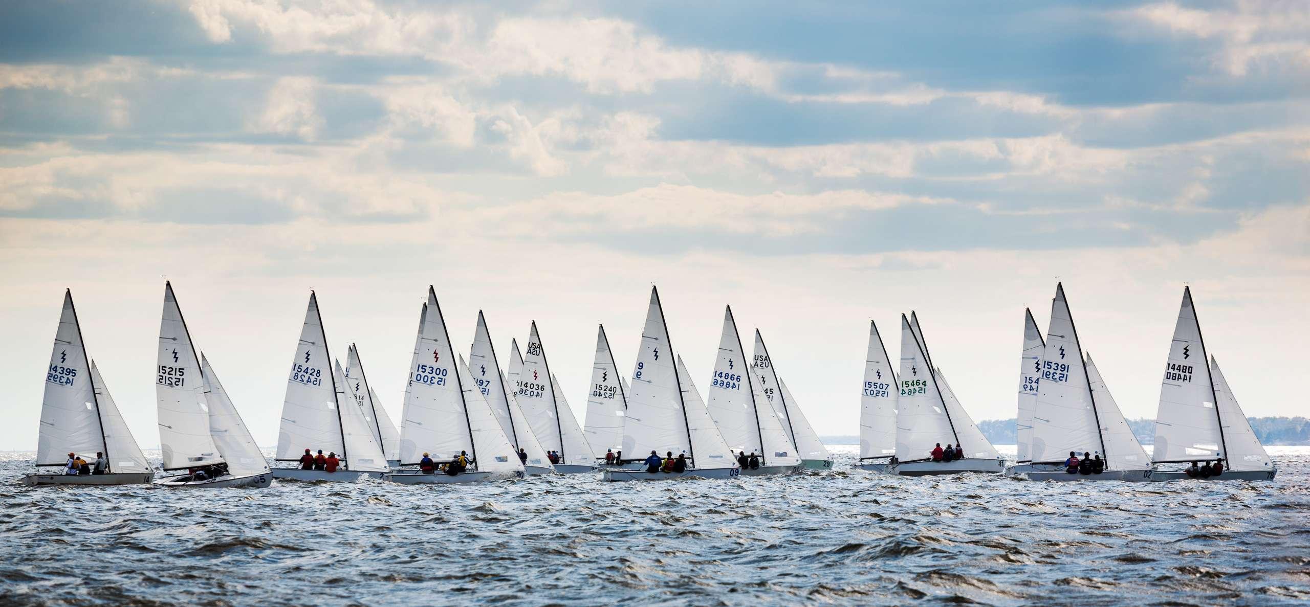 PORTFOLIO - Sailing - Chesapeake #2    PCG748