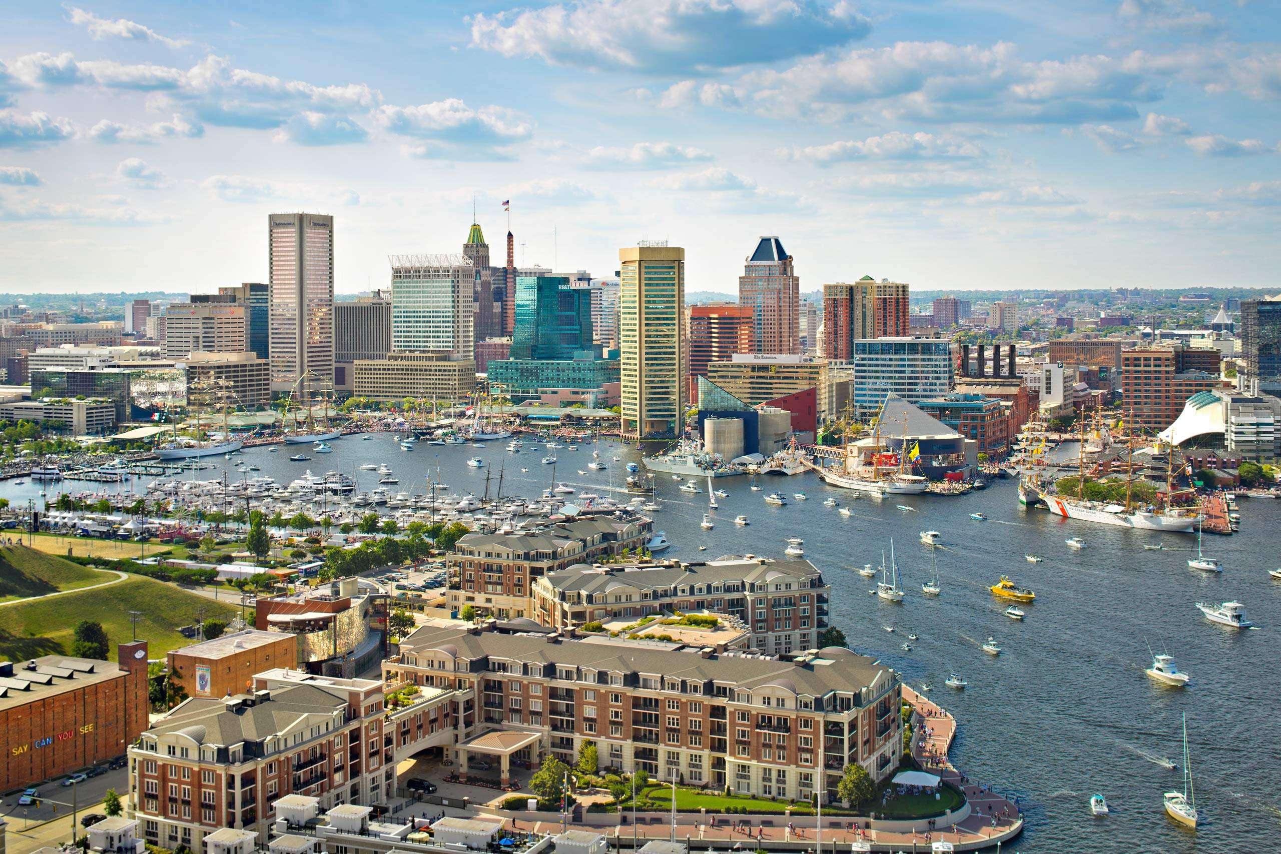 PORTFOLIO - Baltimore - Attractions  #19 - PCG670