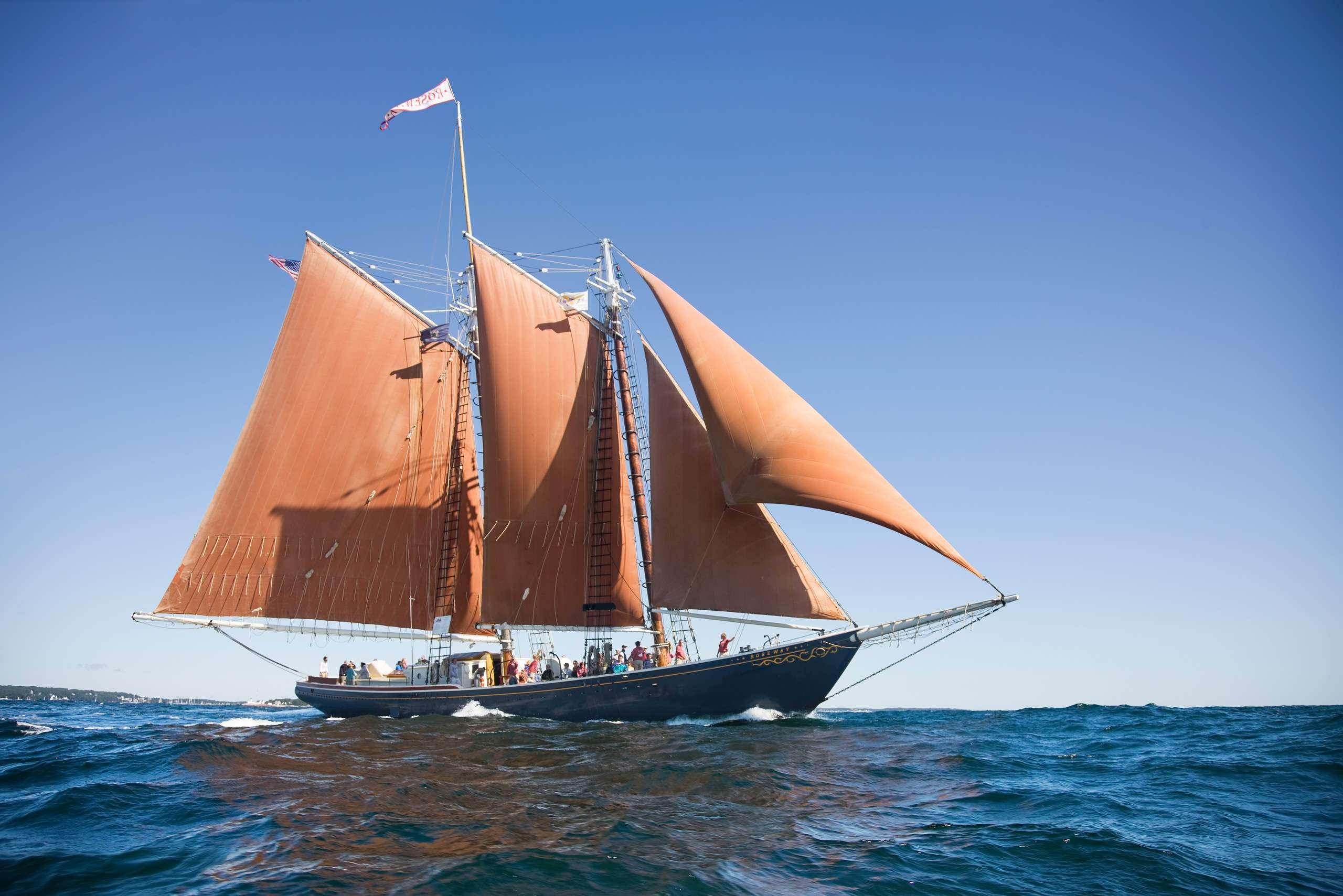 PORTFOLIO - Sailing - Windjammers #18   PCG458