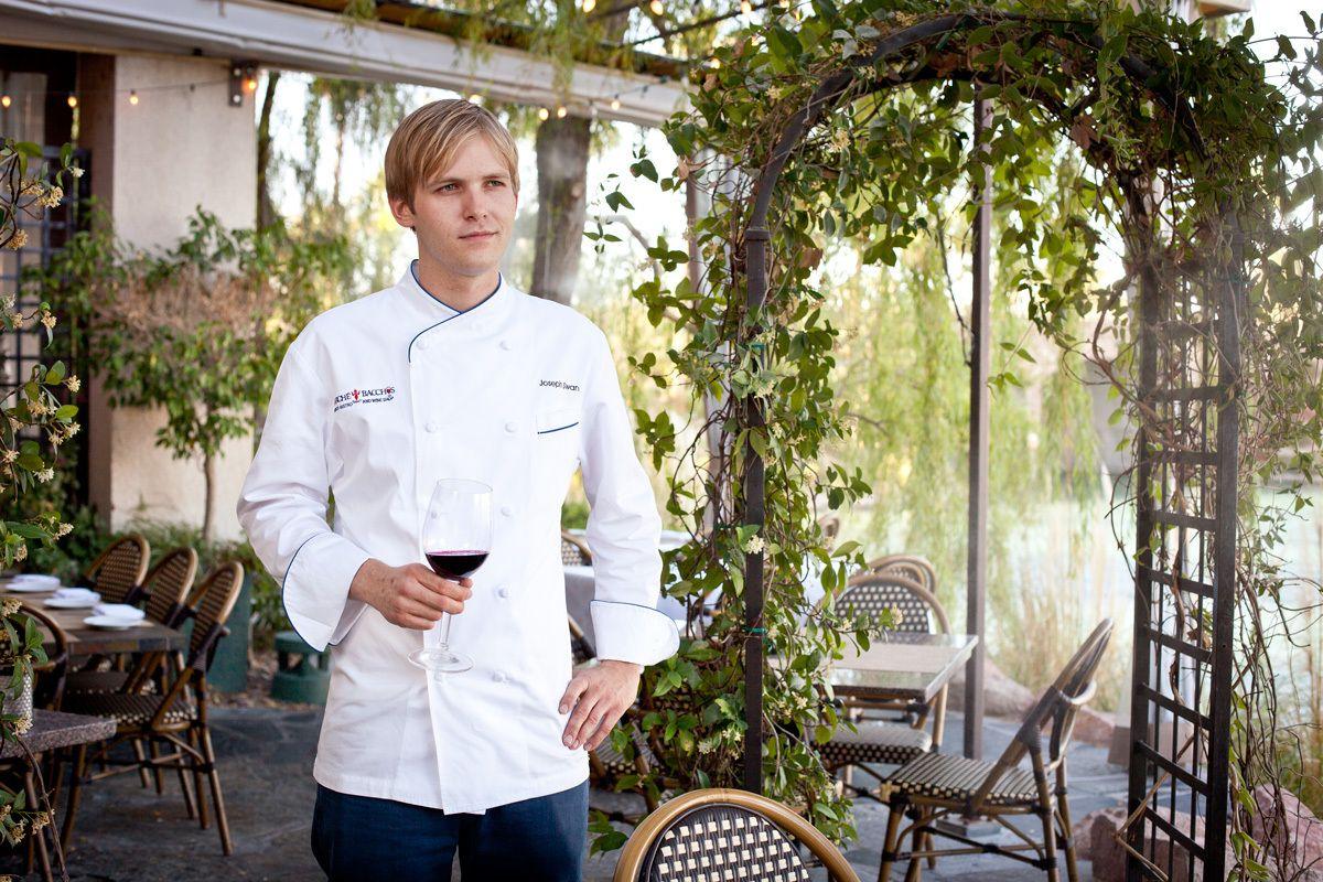 Chef Joe Swan