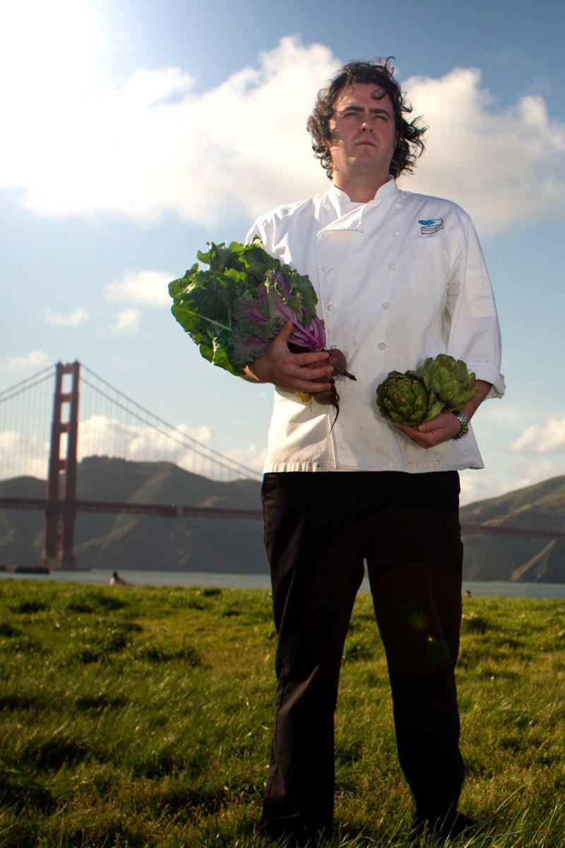 Chef Matt Paul