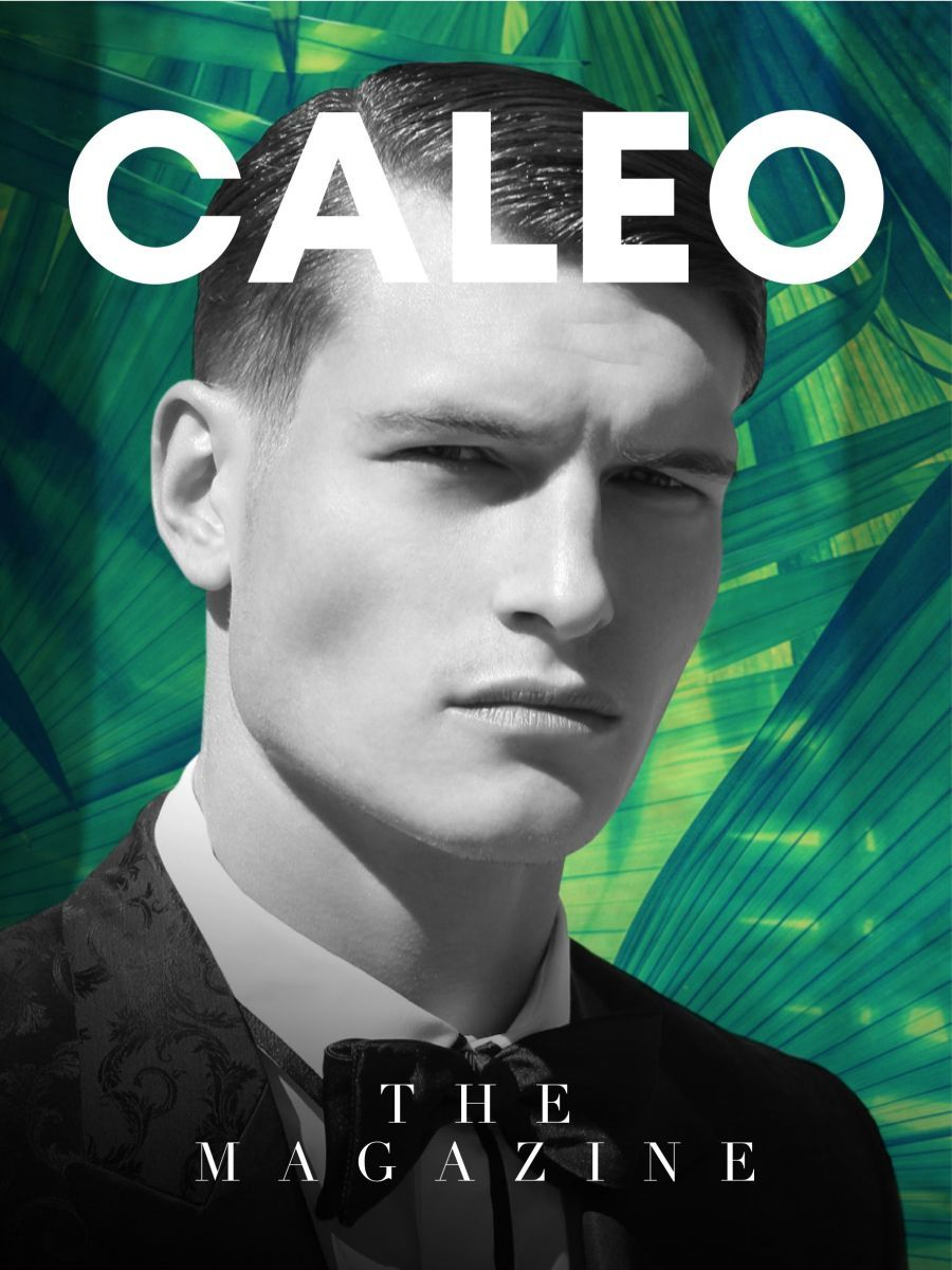 john todd shot for caleo cover magazine by michaeld del buono
