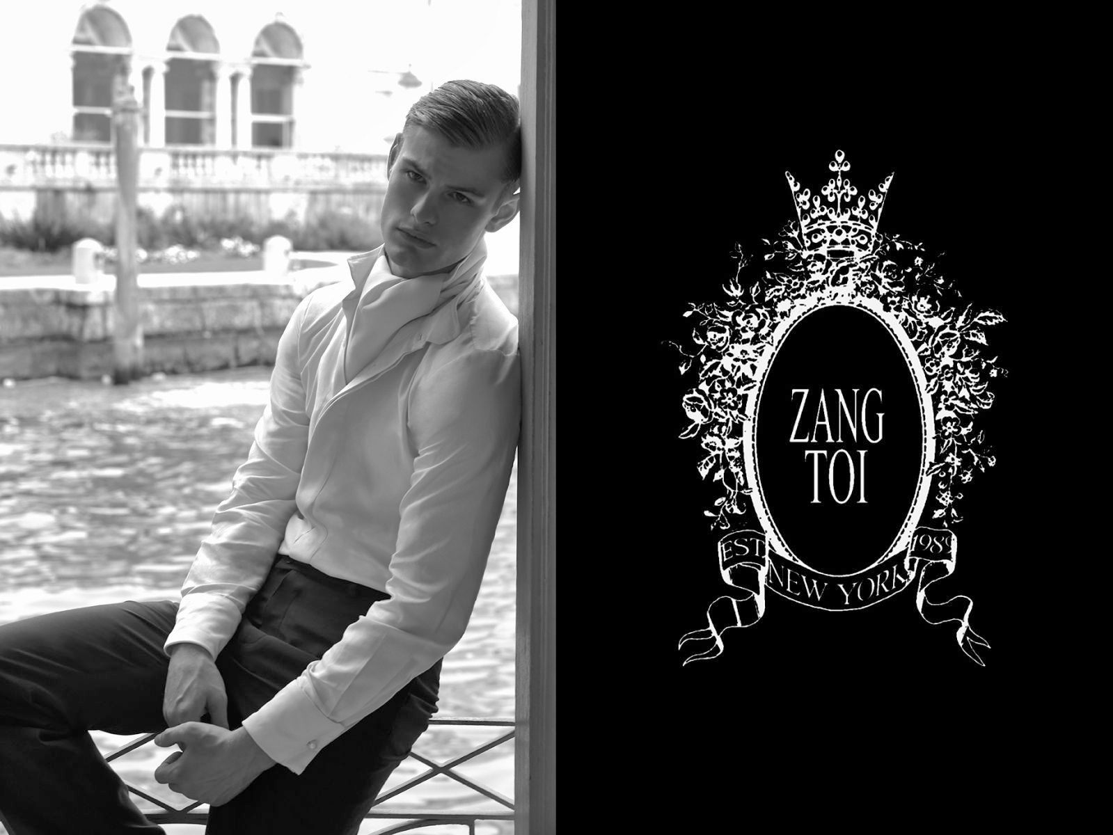 michael del buono for zang toi