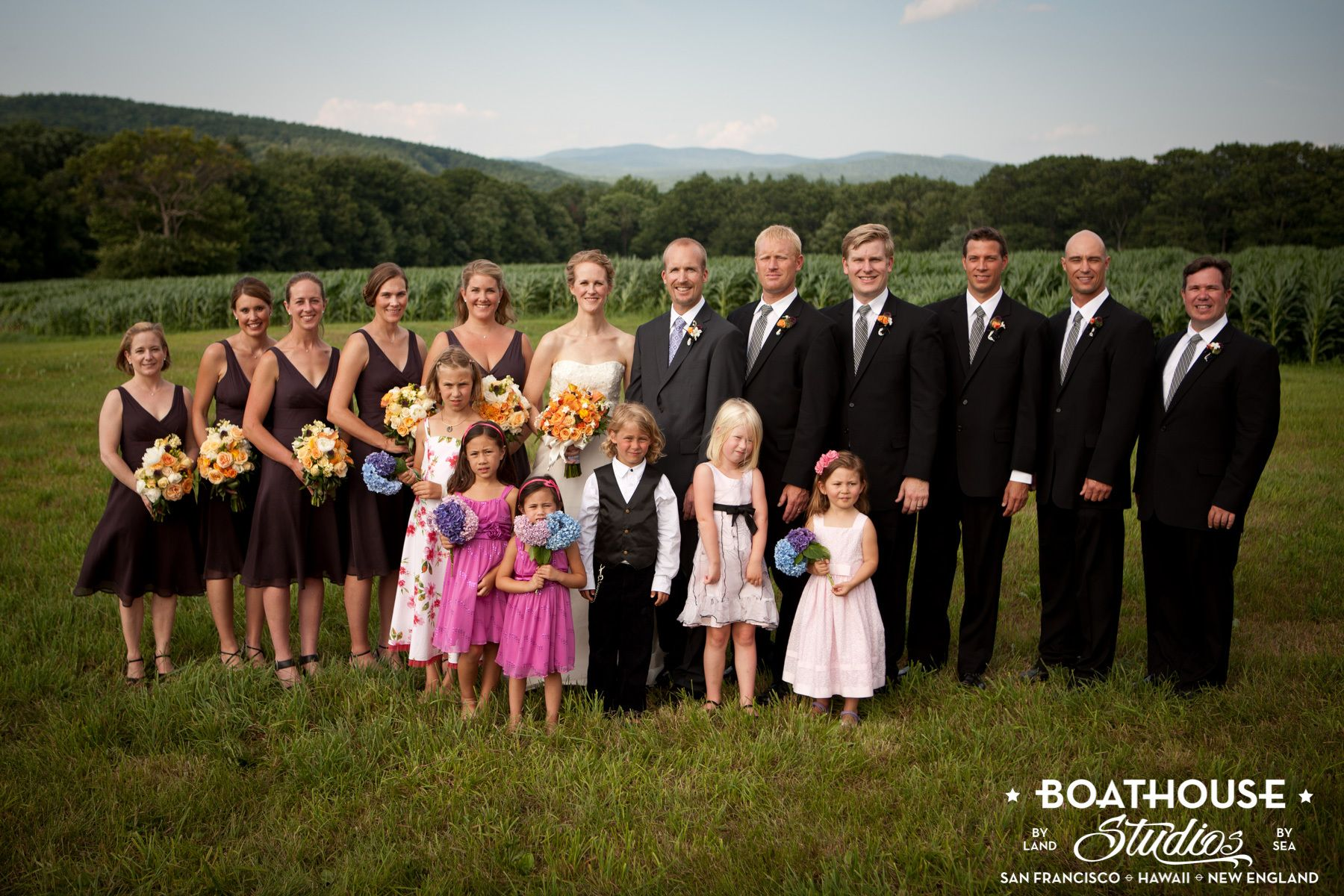 Vermont Family Estate Wedding