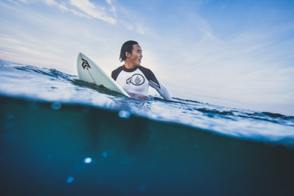 Ohana means no one surfs alone