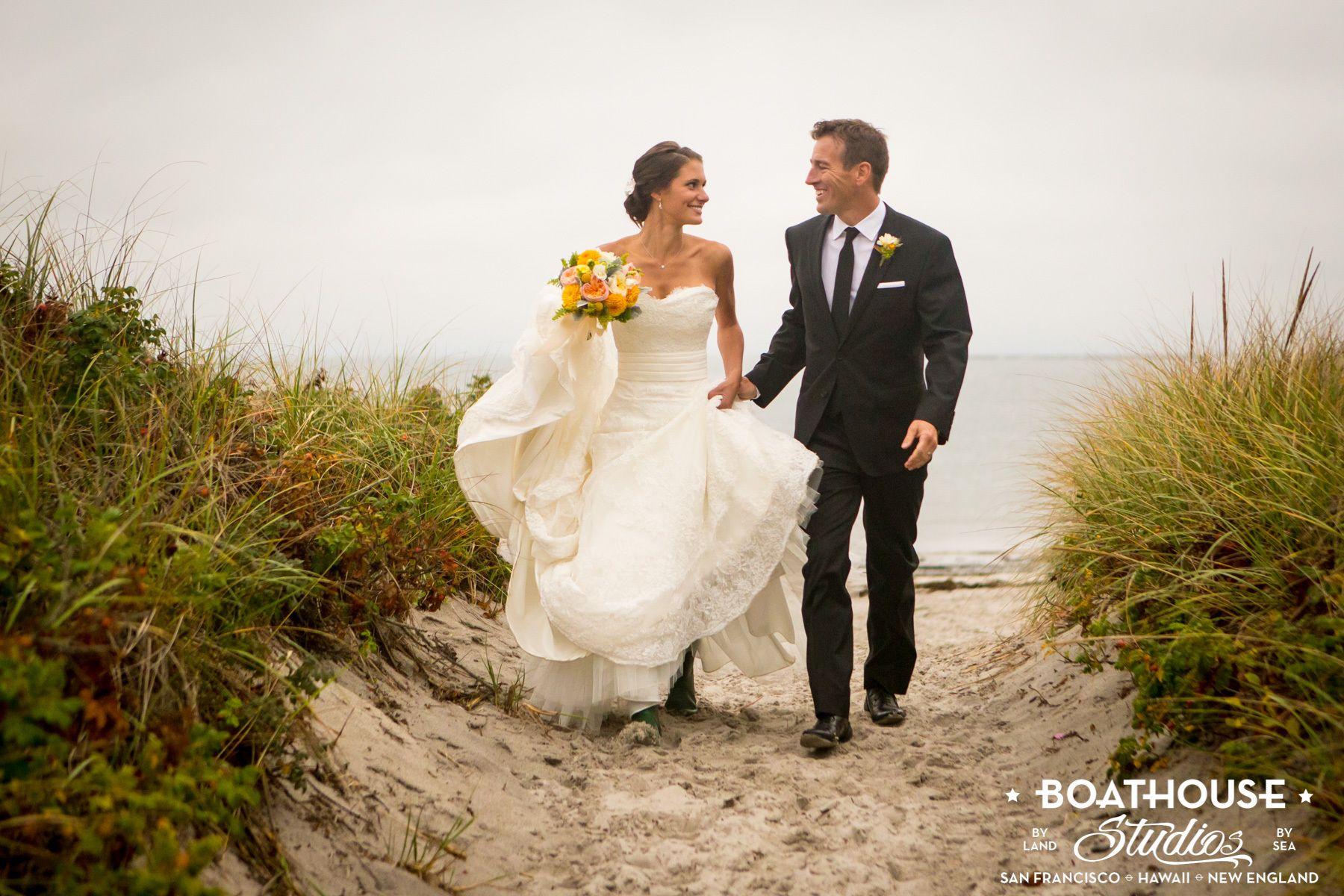 Beach Wedding at The Inn By The Sea