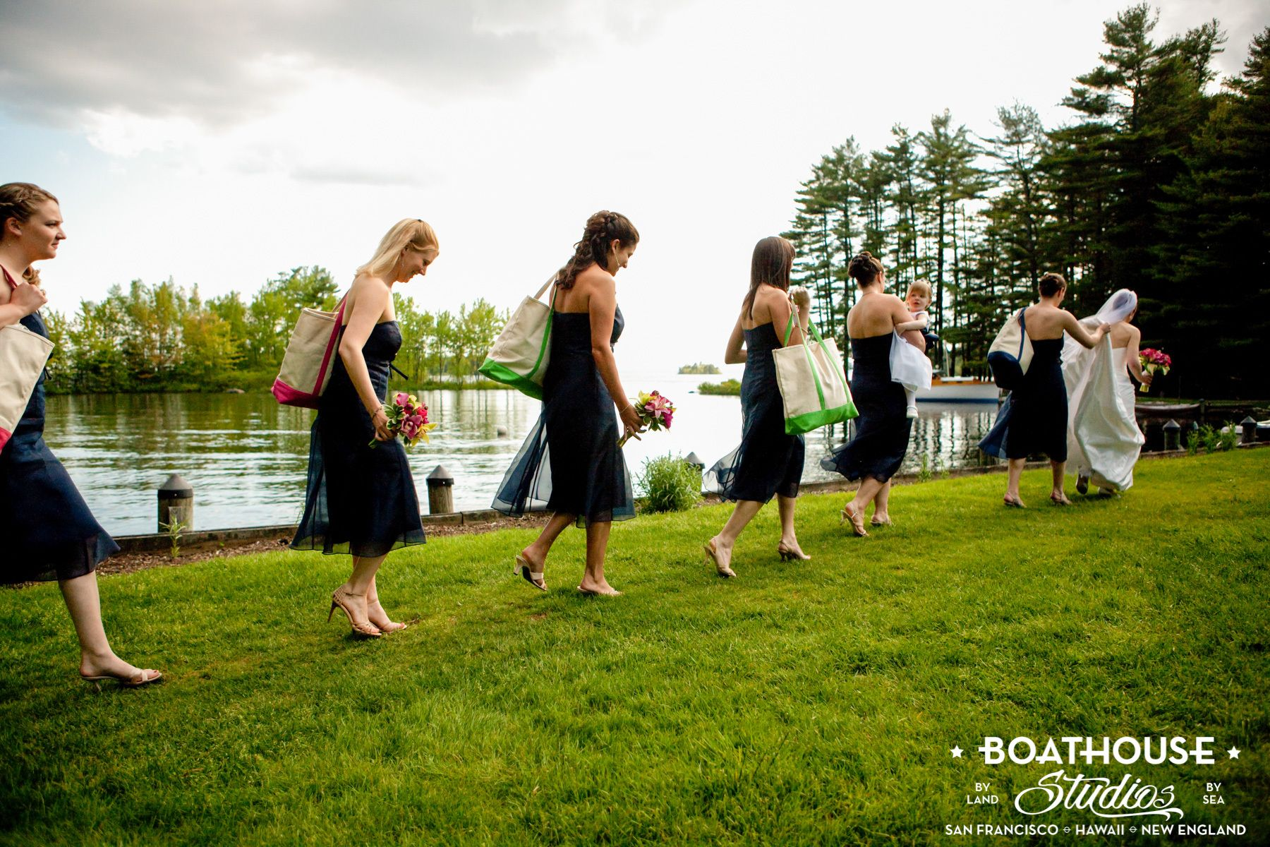 Sebago Lake Wedding at Migis Lodge