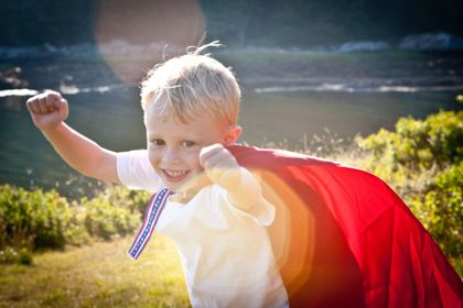 The Berkoff Boys: Superhero Training