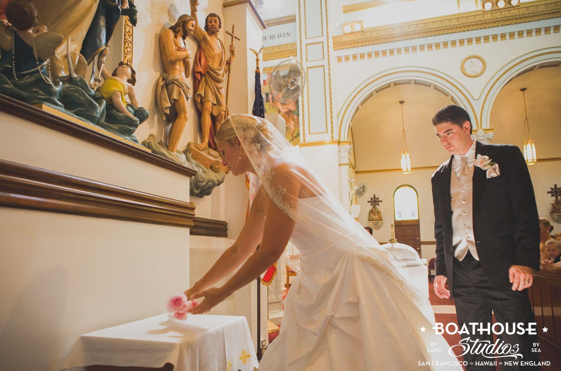 A traditional Italian Wedding in San Francisco