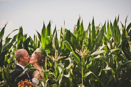 Vermont Family Farm Wedding