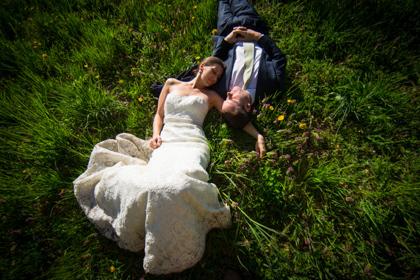 Blue Hill at Stone Barns Farm Wedding