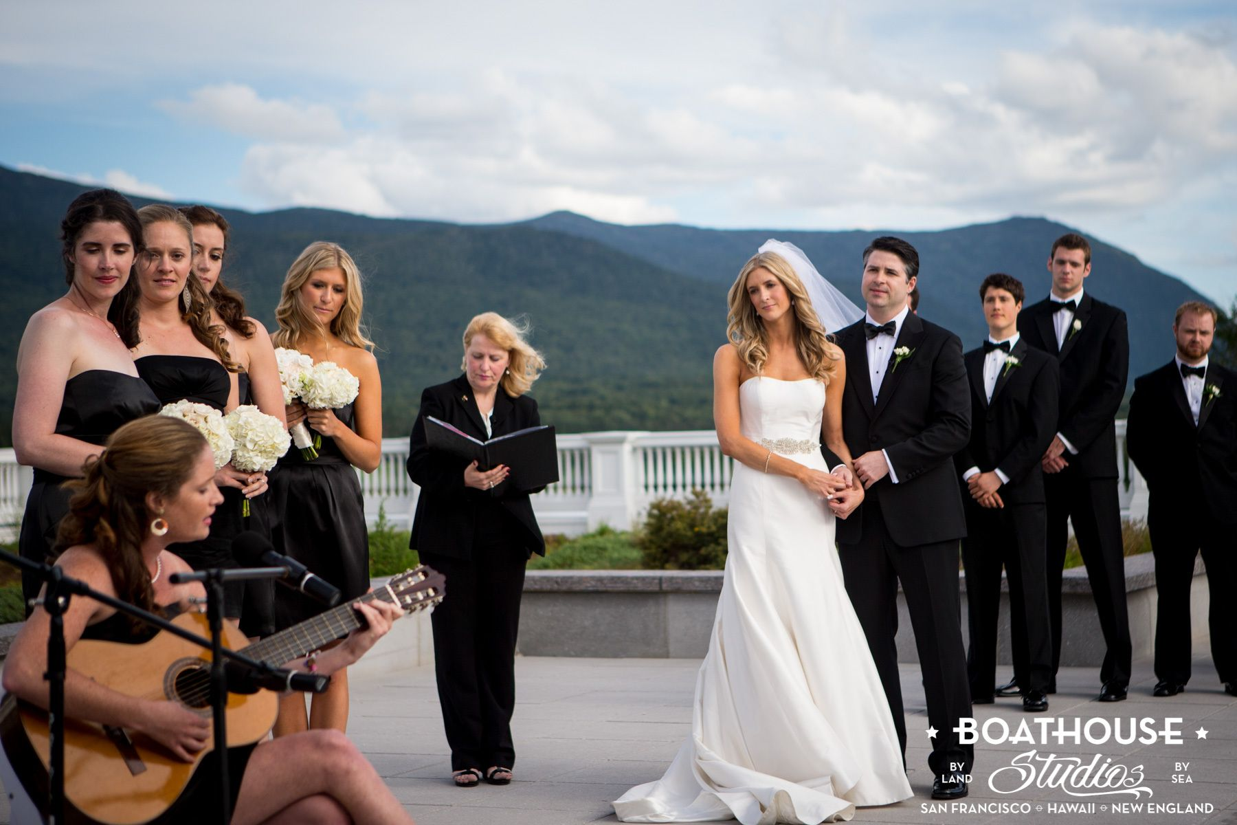 A Mount Washington Hotel Wedding