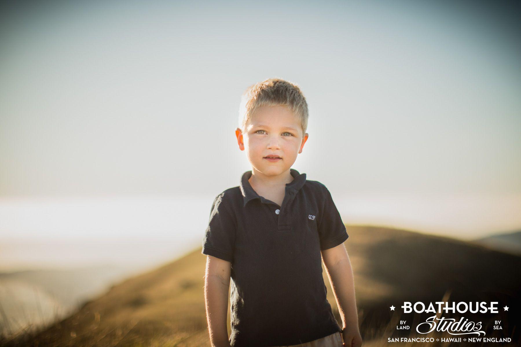 Family Hike: San Francisco / Marin California