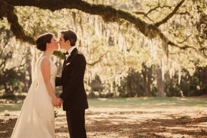 VOGUE Magazine Low Country Wedding