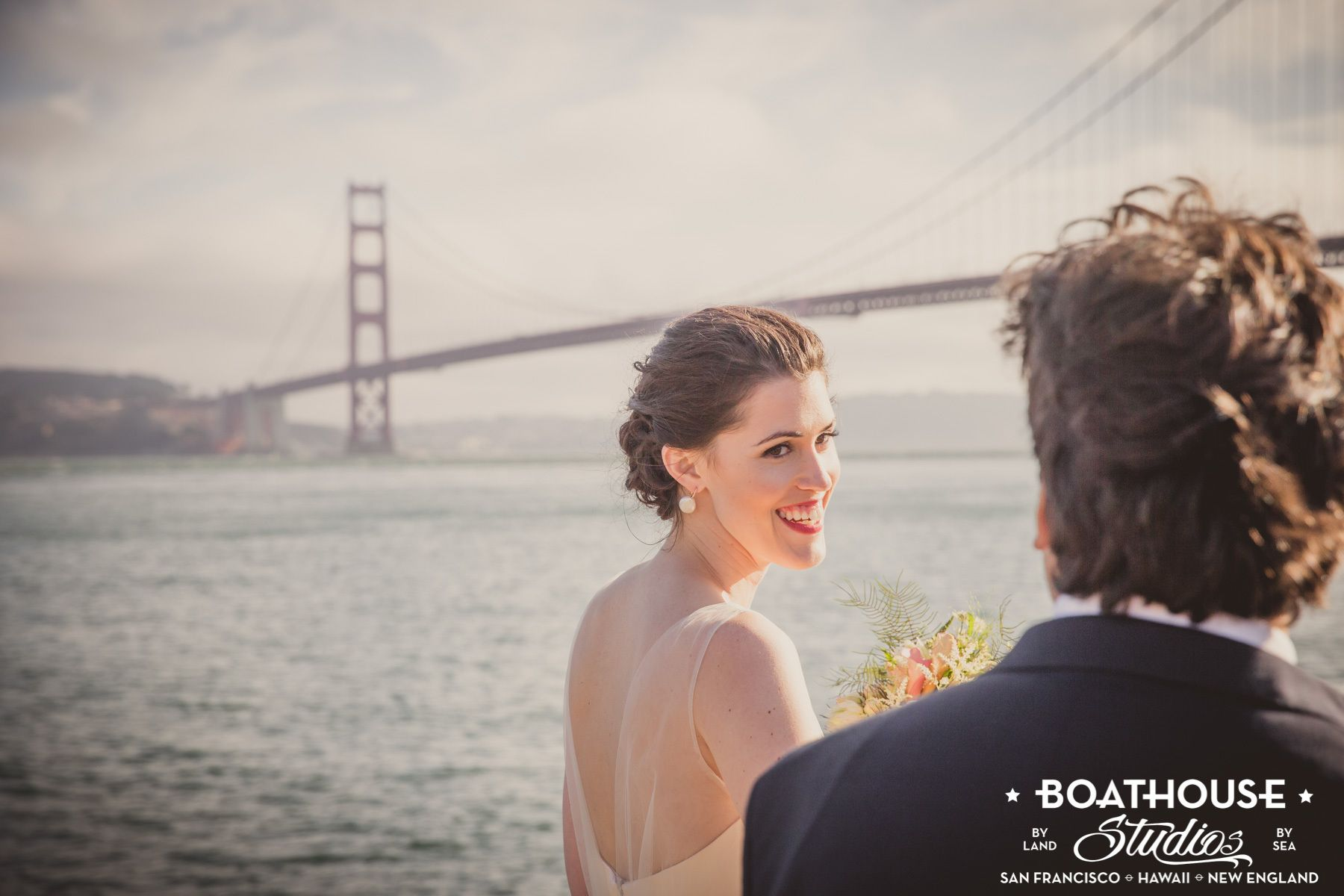 Cavallo Point / The Fairmont, San Francisco Wedding