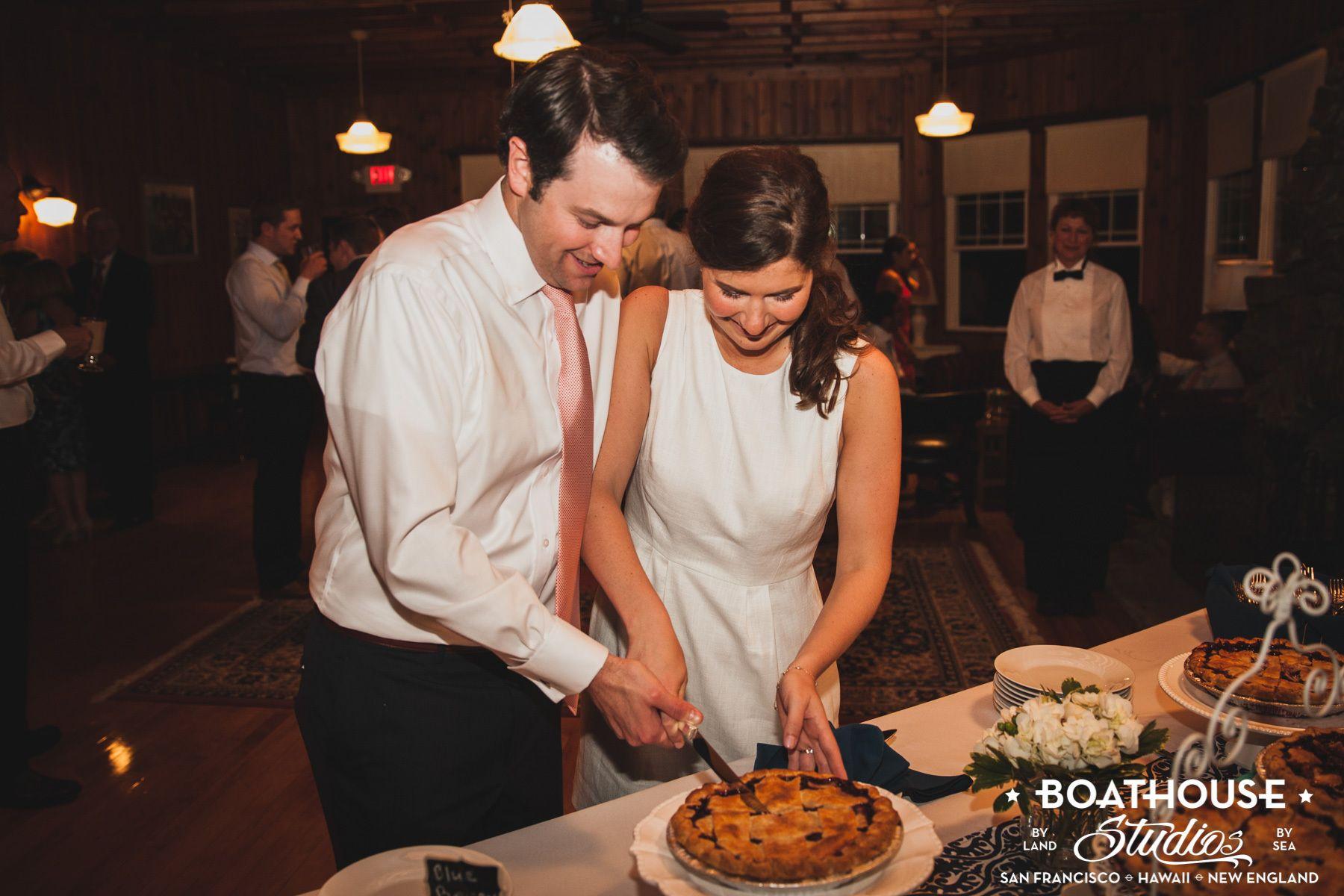 Peaks Island, Casco Bay Wedding (TEIA)