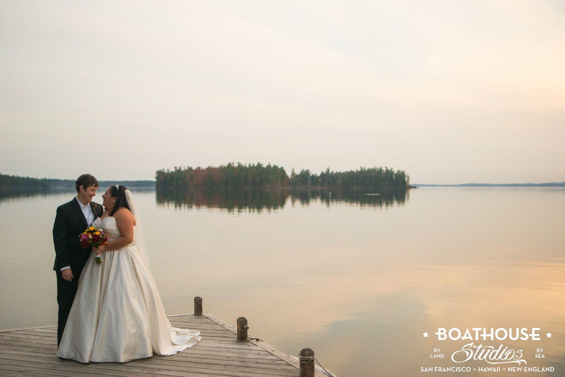 Migis Lodge Autumn Wedding