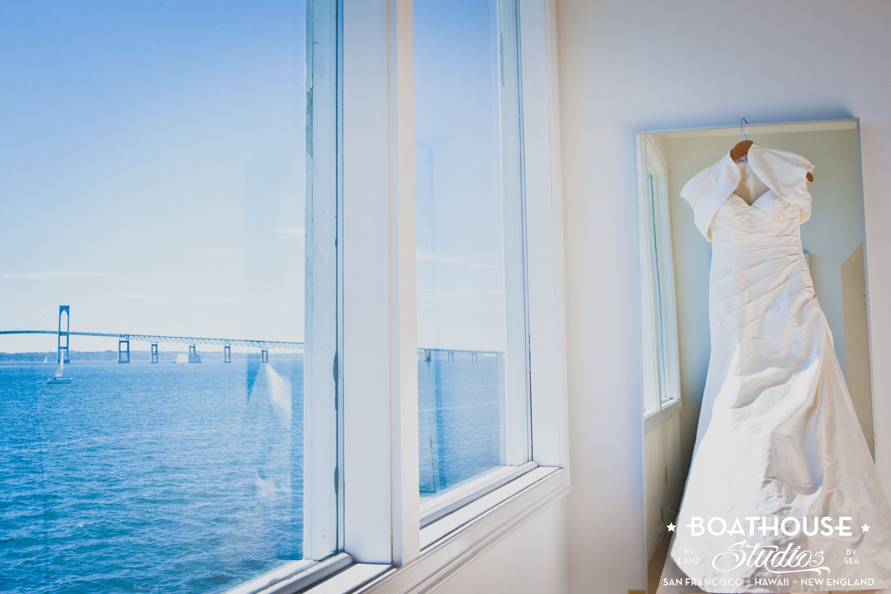 Newport Boutique Hotel Wedding (Belle Mer)