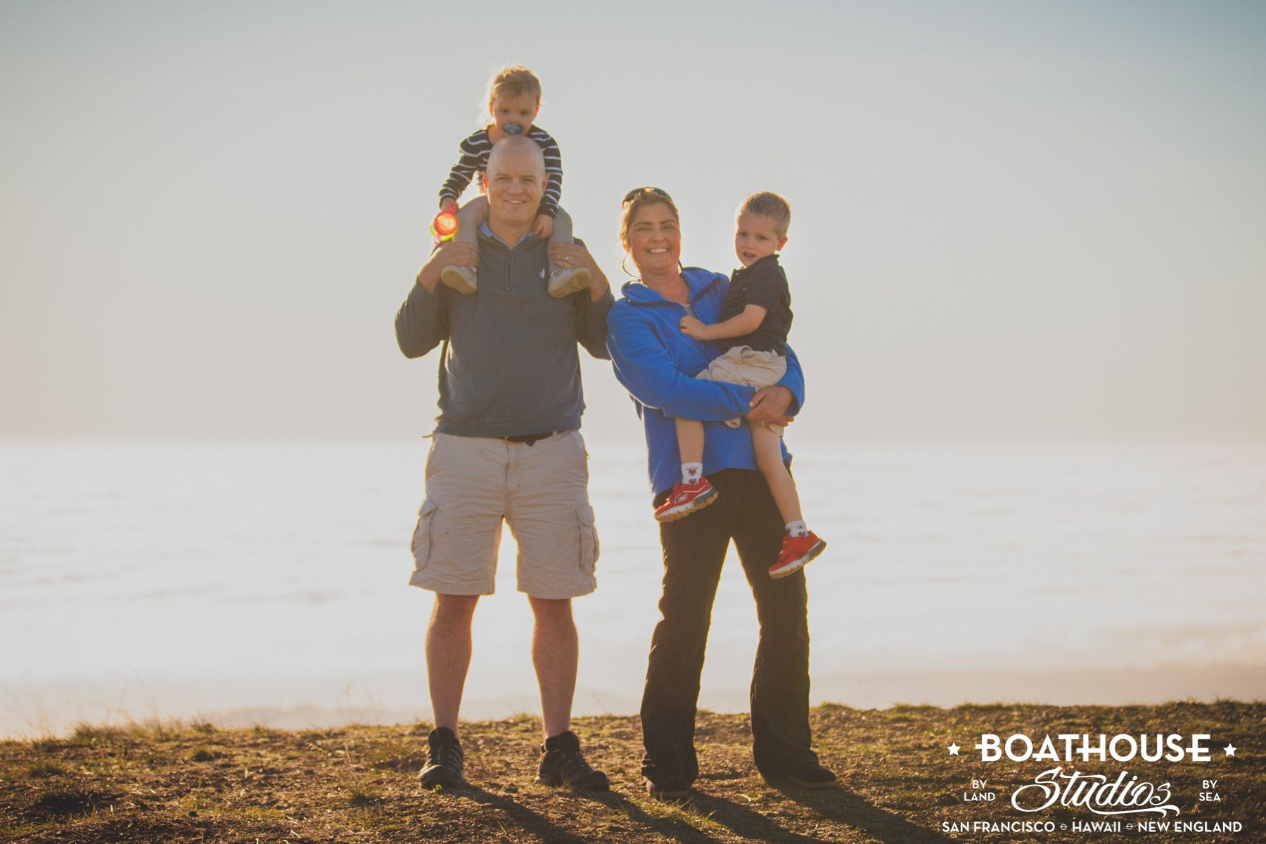 Family Hike: San Francisco / Marin California
