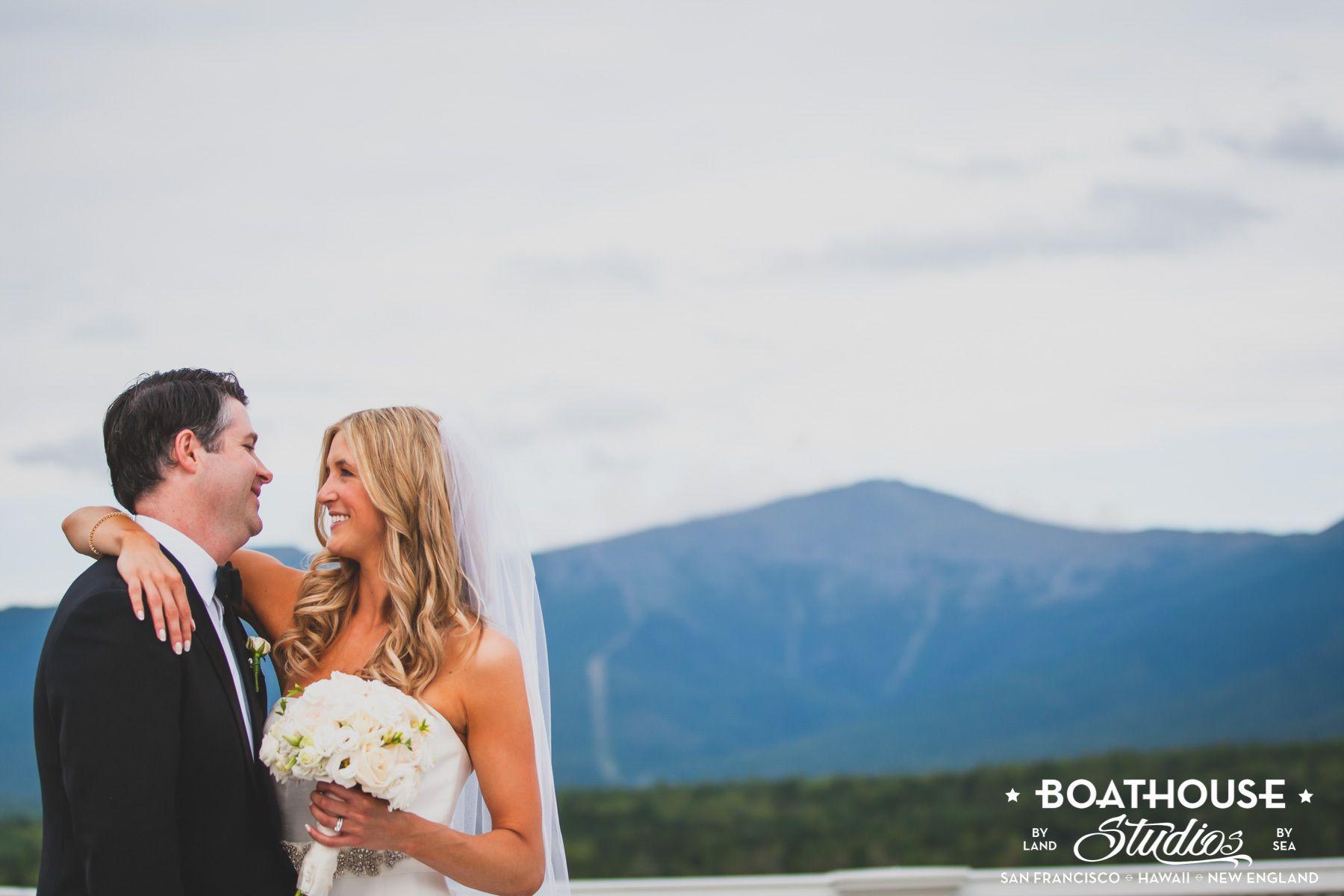 A Mount Washington Hotel Wedding
