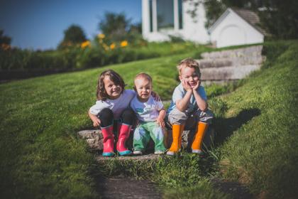 The Livesay's Family Farm Day