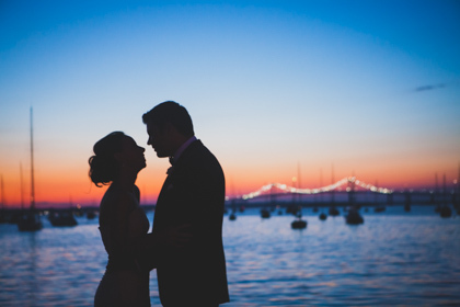 Tom Ford Couture Wedding: Newport, RI